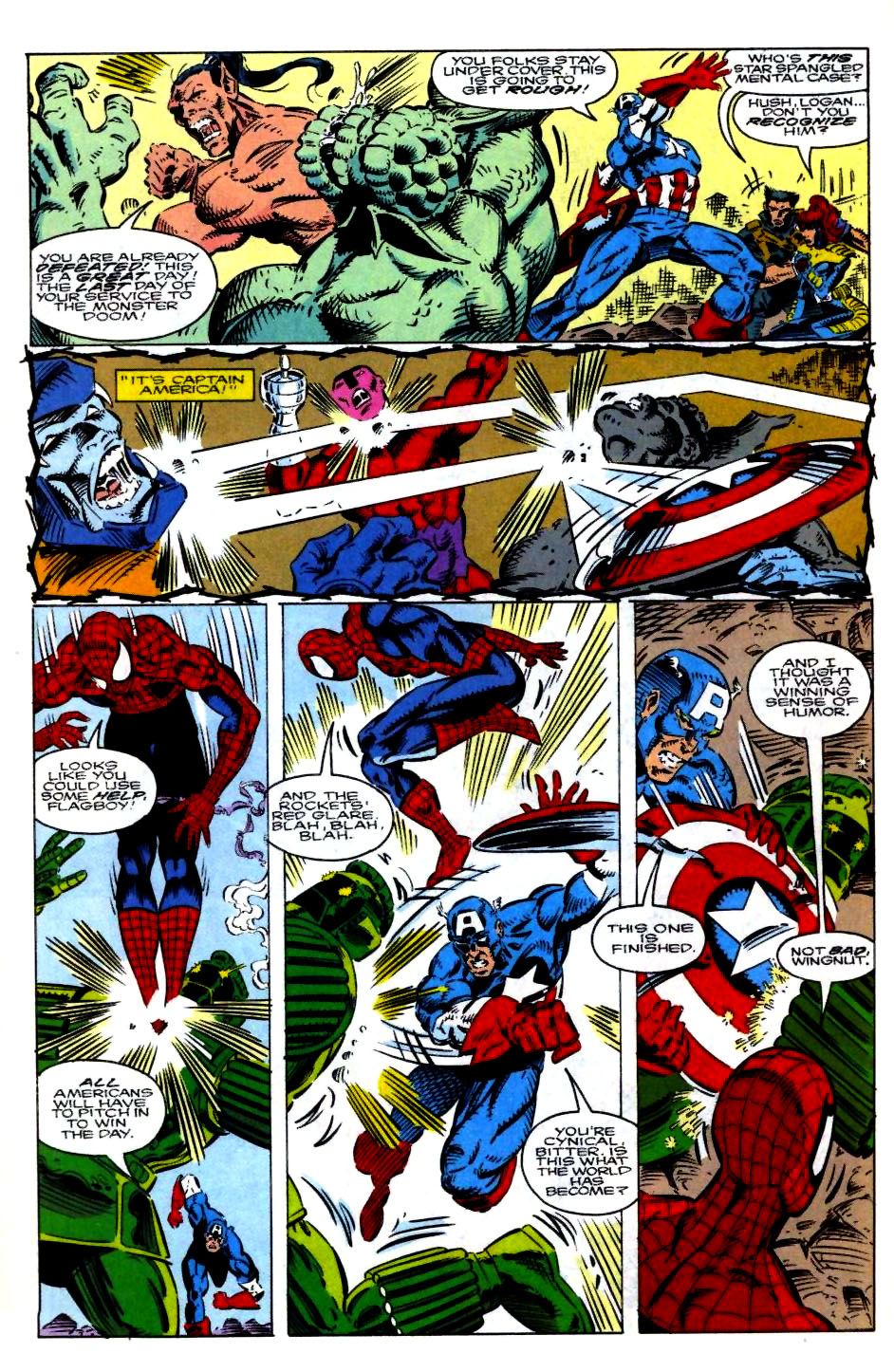 What If...? (1989) issue 68 - Page 8