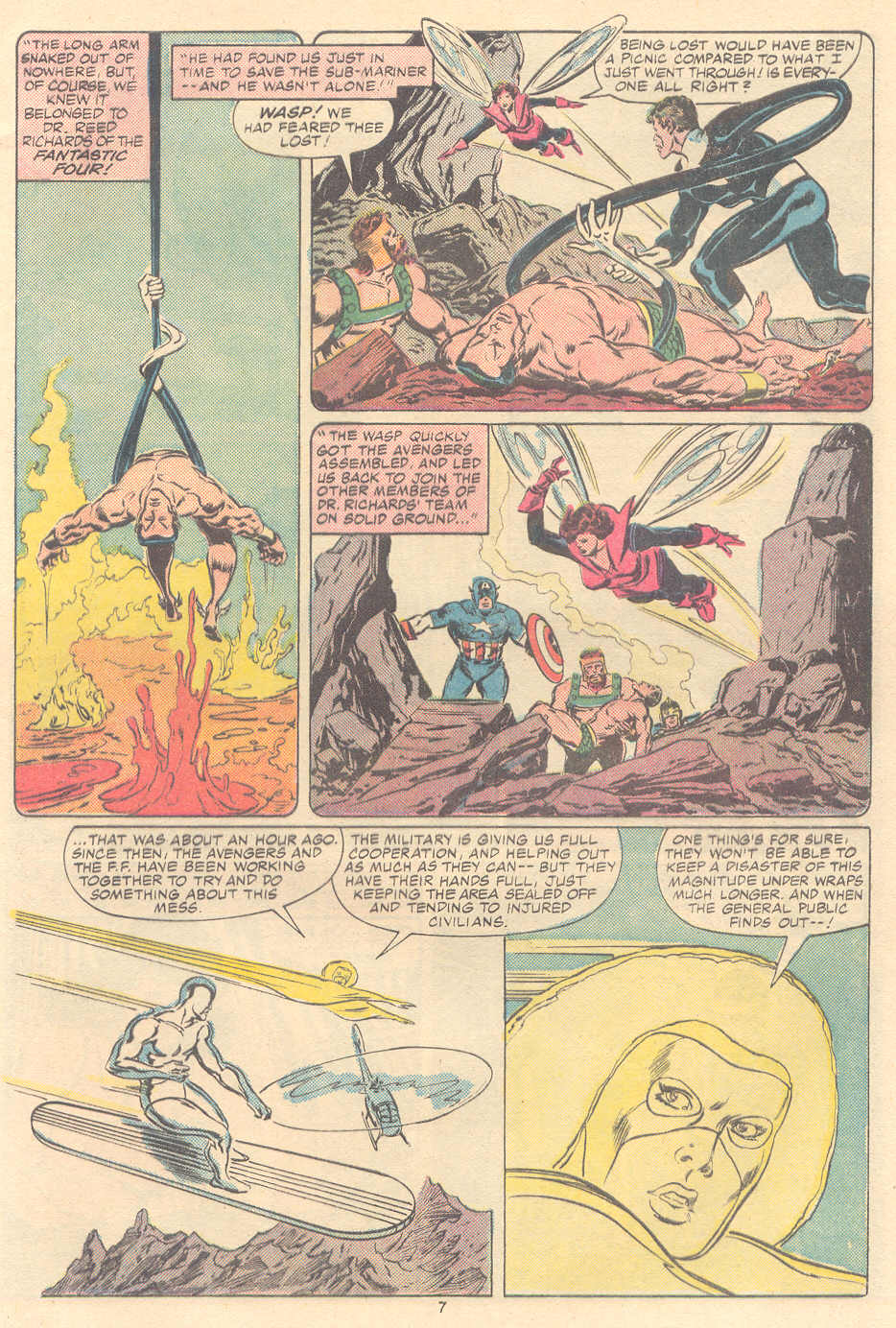 The Avengers (1963) 266 Page 7