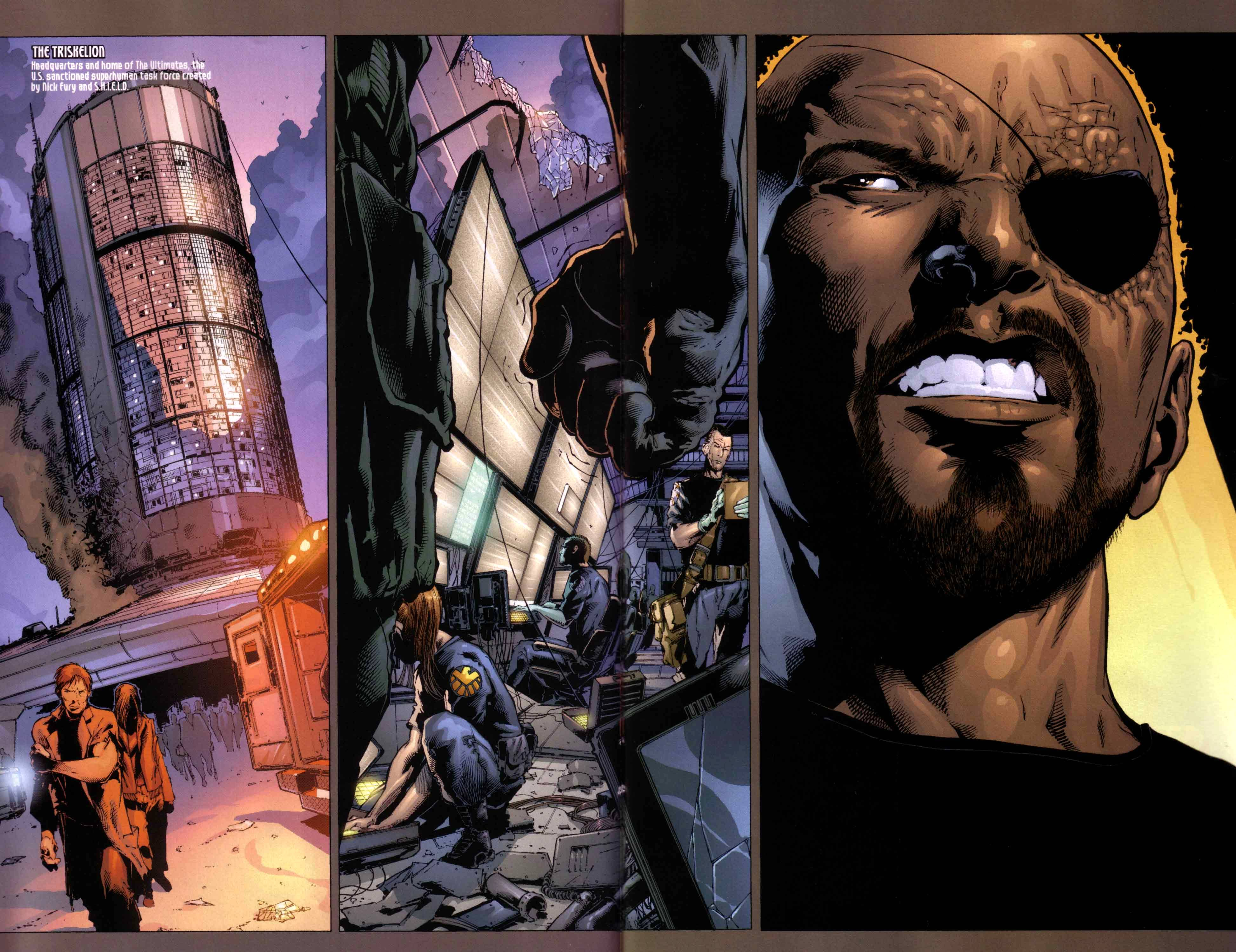 Read online Ultimate Six comic -  Issue #5 - 4