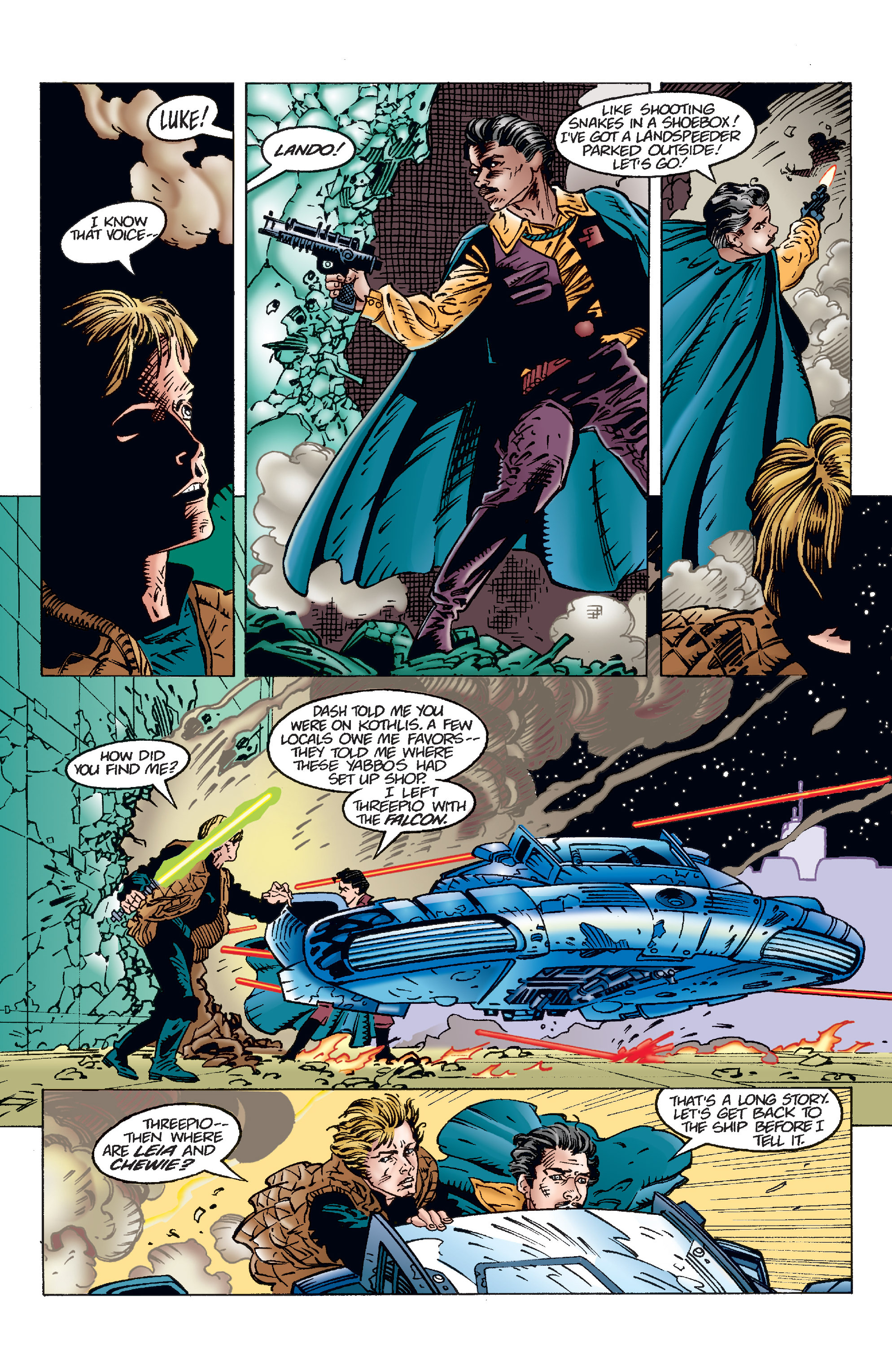 Read online Star Wars Omnibus comic -  Issue # Vol. 11 - 109