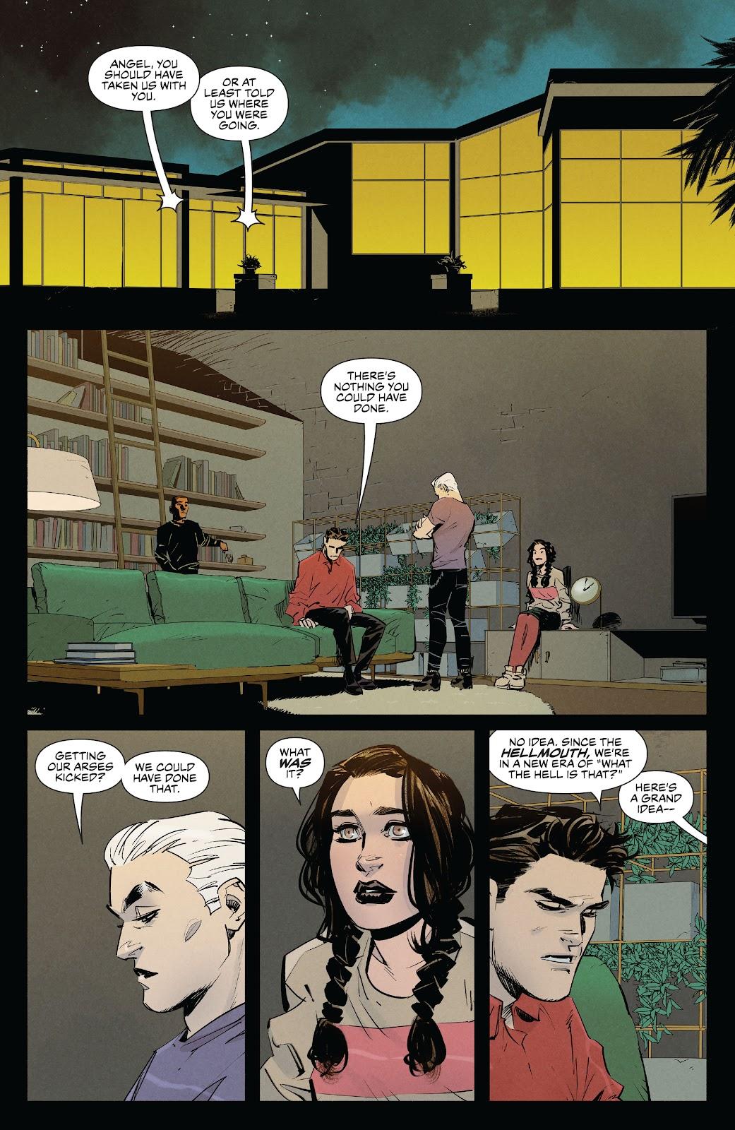 Read online Angel   Spike comic -  Issue #10 - 15