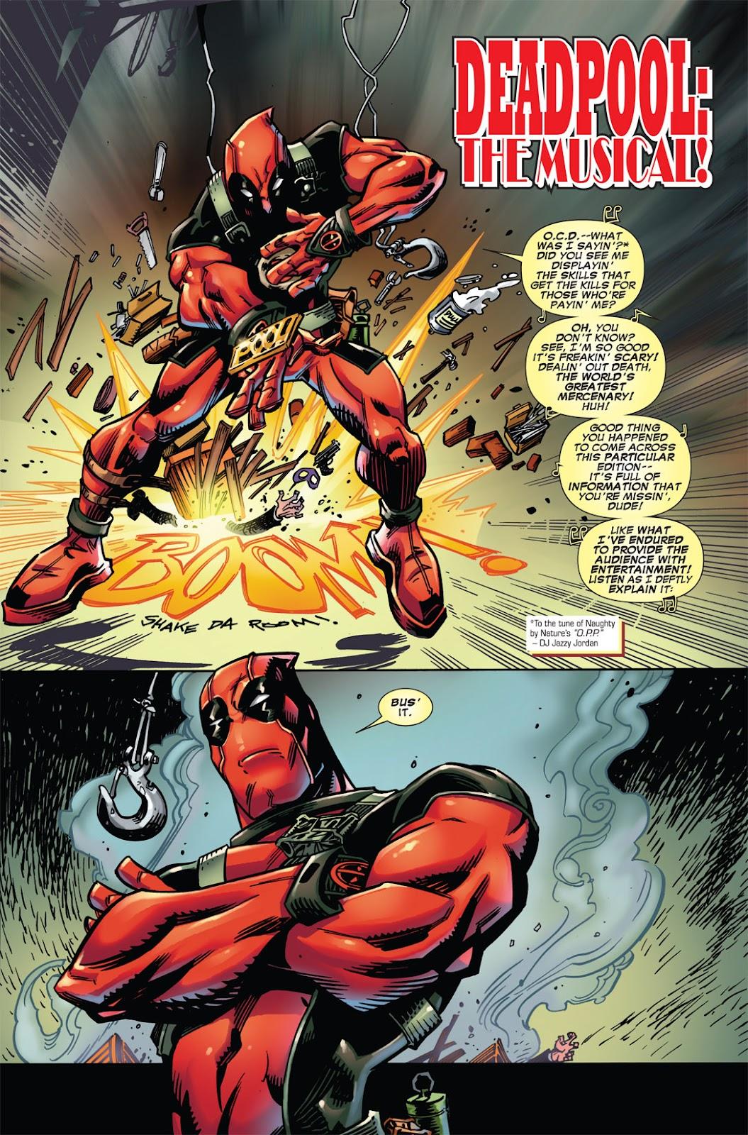 Read online Deadpool (2008) comic -  Issue #49.1 - 6