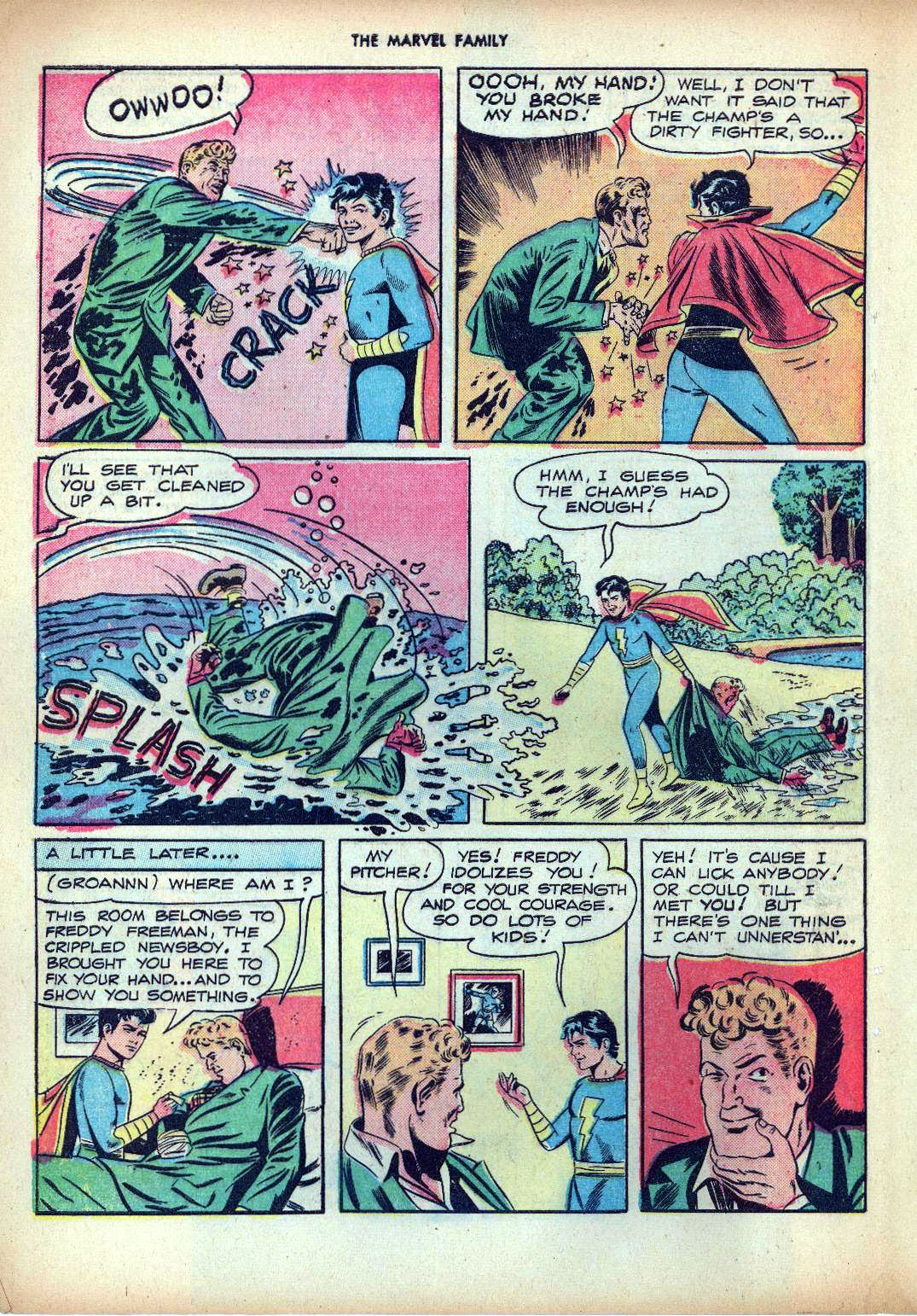 The Marvel Family issue 25 - Page 20