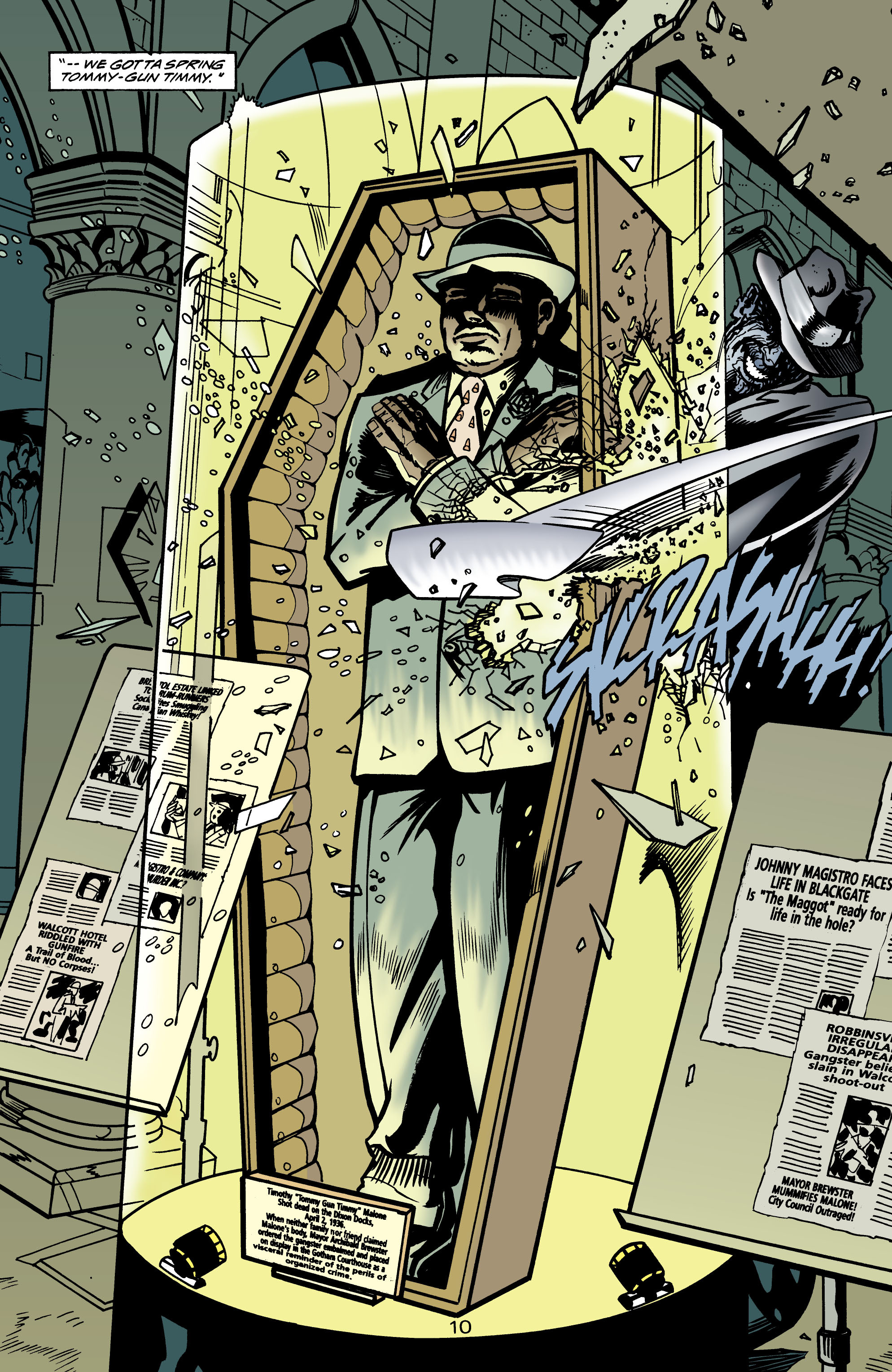 Read online Batman: Day of Judgment comic -  Issue # Full - 11