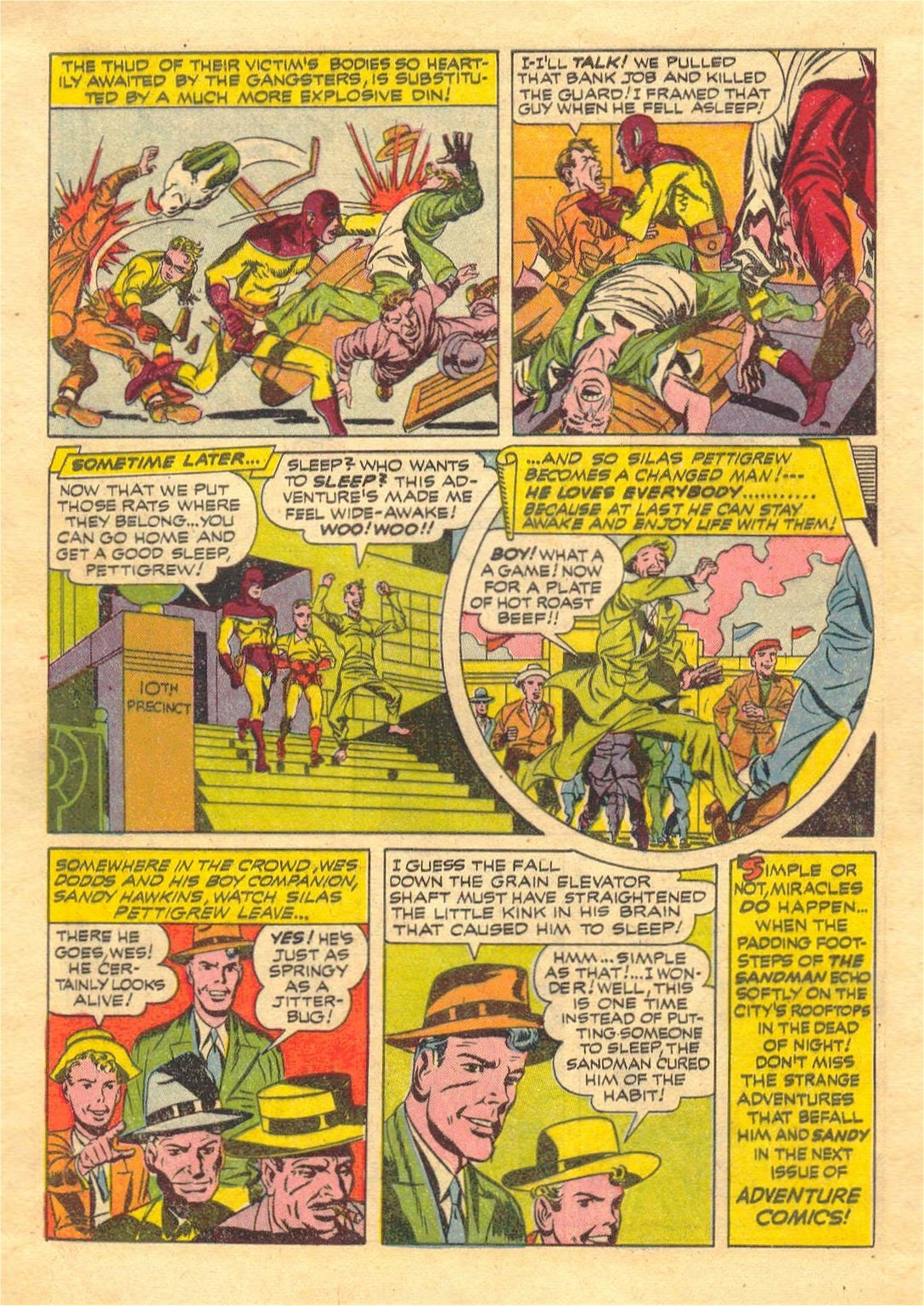 Read online Adventure Comics (1938) comic -  Issue #87 - 12