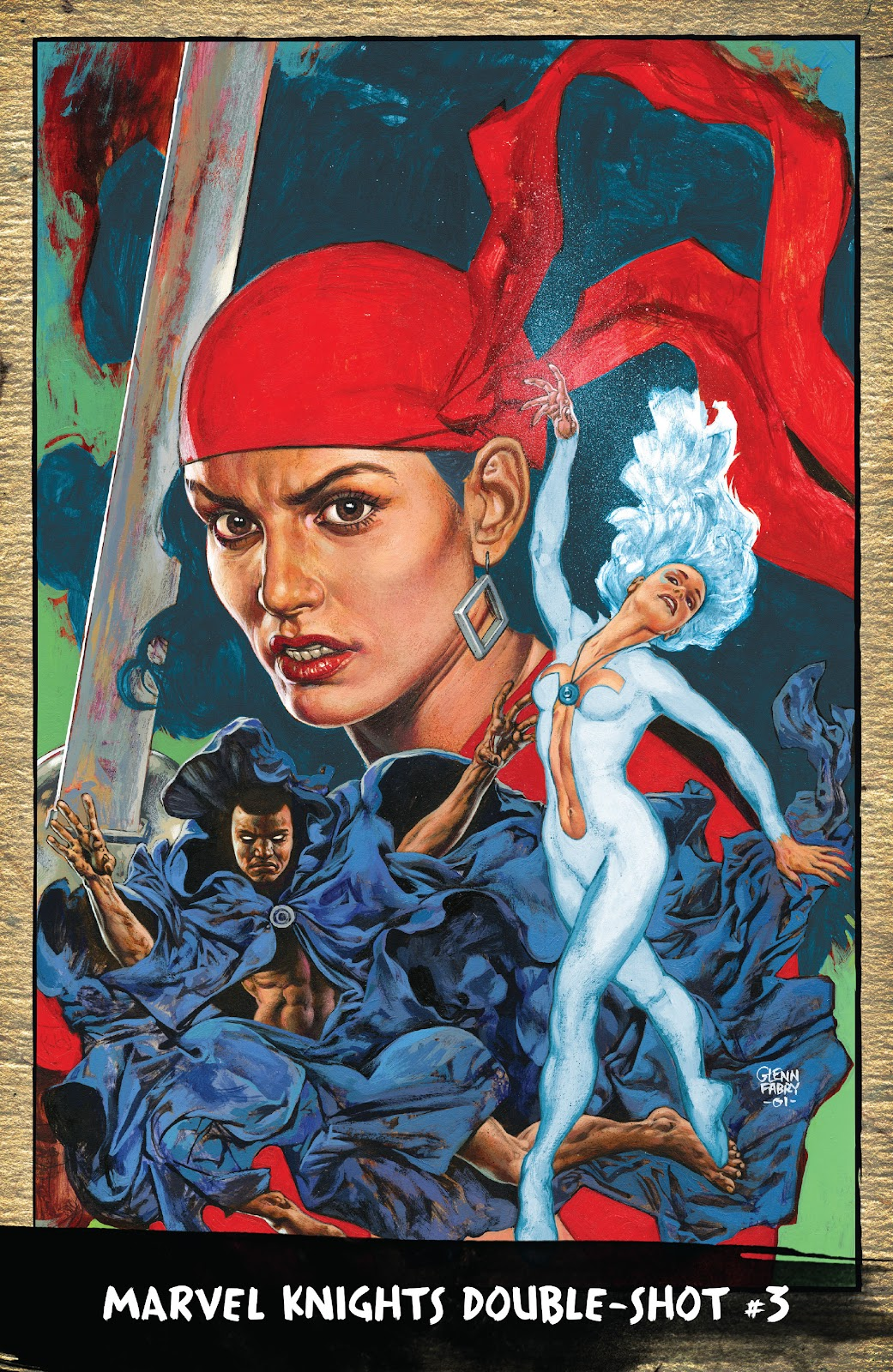 Read online Elektra (2001) comic -  Issue # _TPB Elektra by Greg Rucka Ultimate Collection (Part 1) - 74
