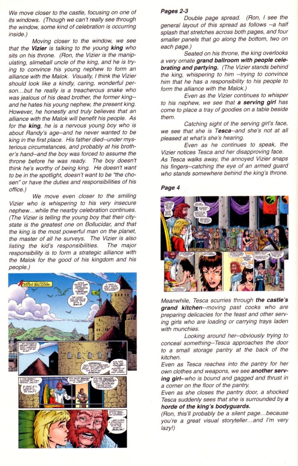 Read online Randy O'Donnell is The M@N comic -  Issue #2 - 26