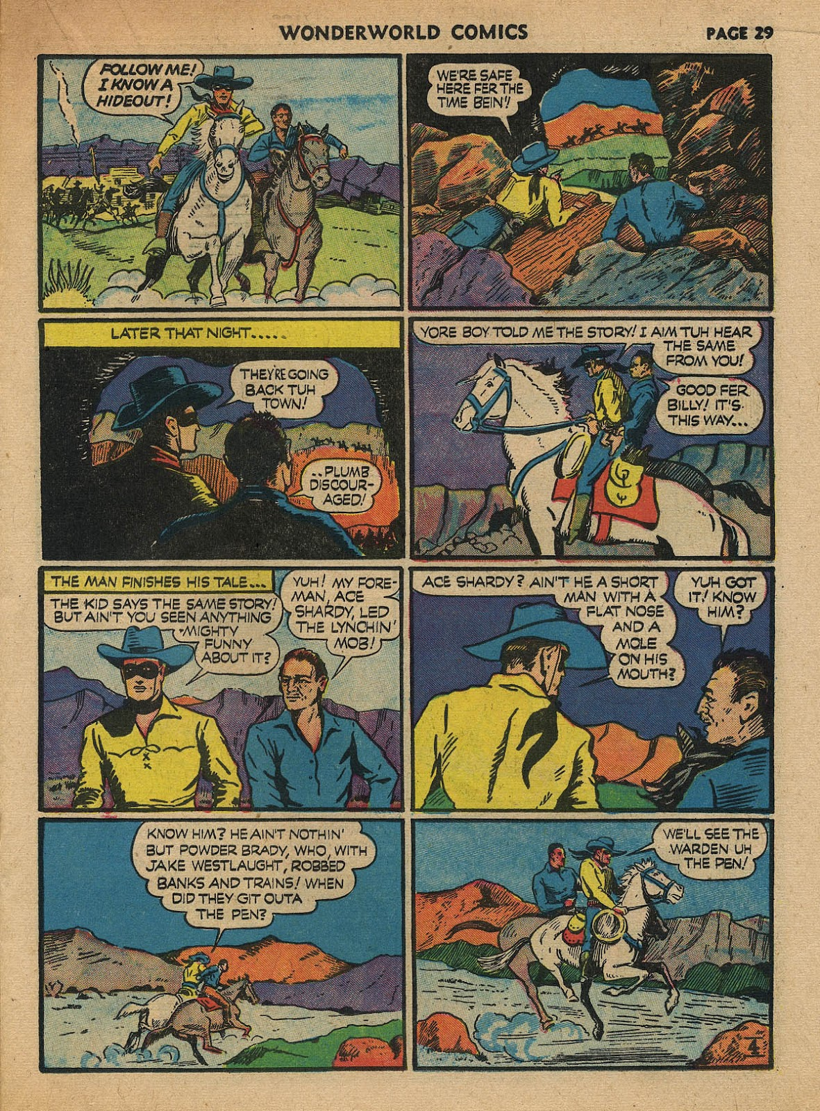 Wonderworld Comics issue 23 - Page 31