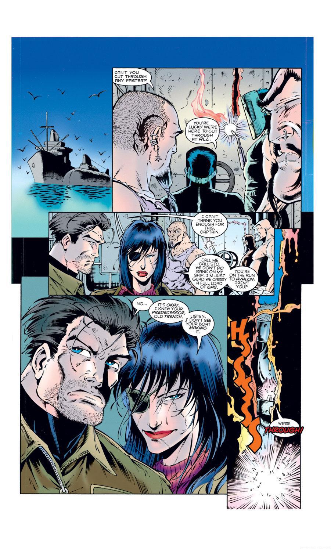 Read online X-Calibre comic -  Issue #2 - 10
