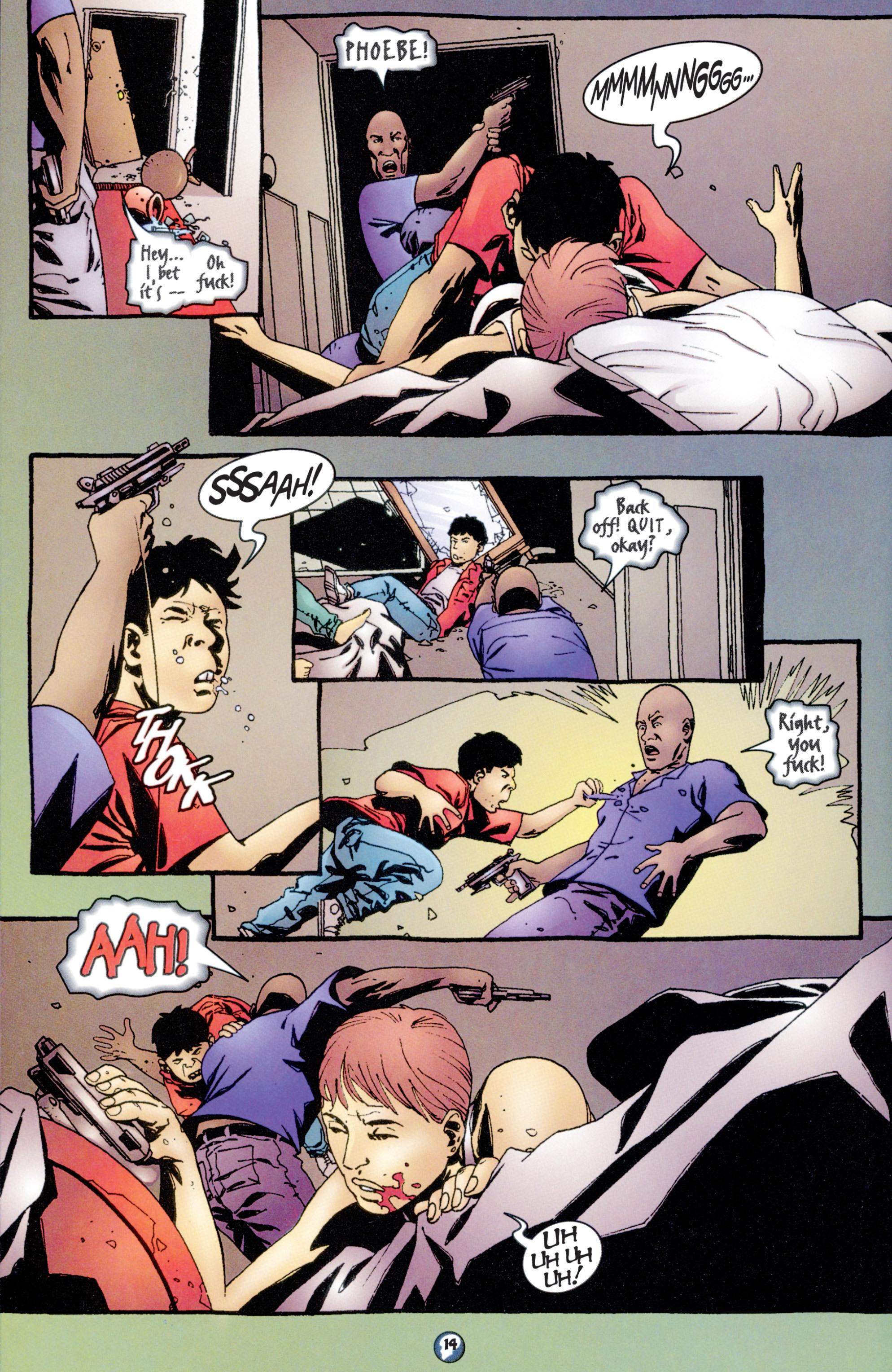 Read online Shadowman (1997) comic -  Issue #10 - 12