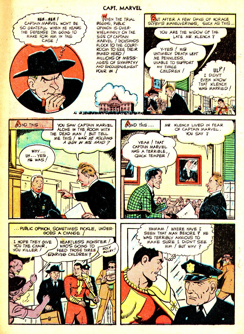 Captain Marvel Adventures issue 93 - Page 22