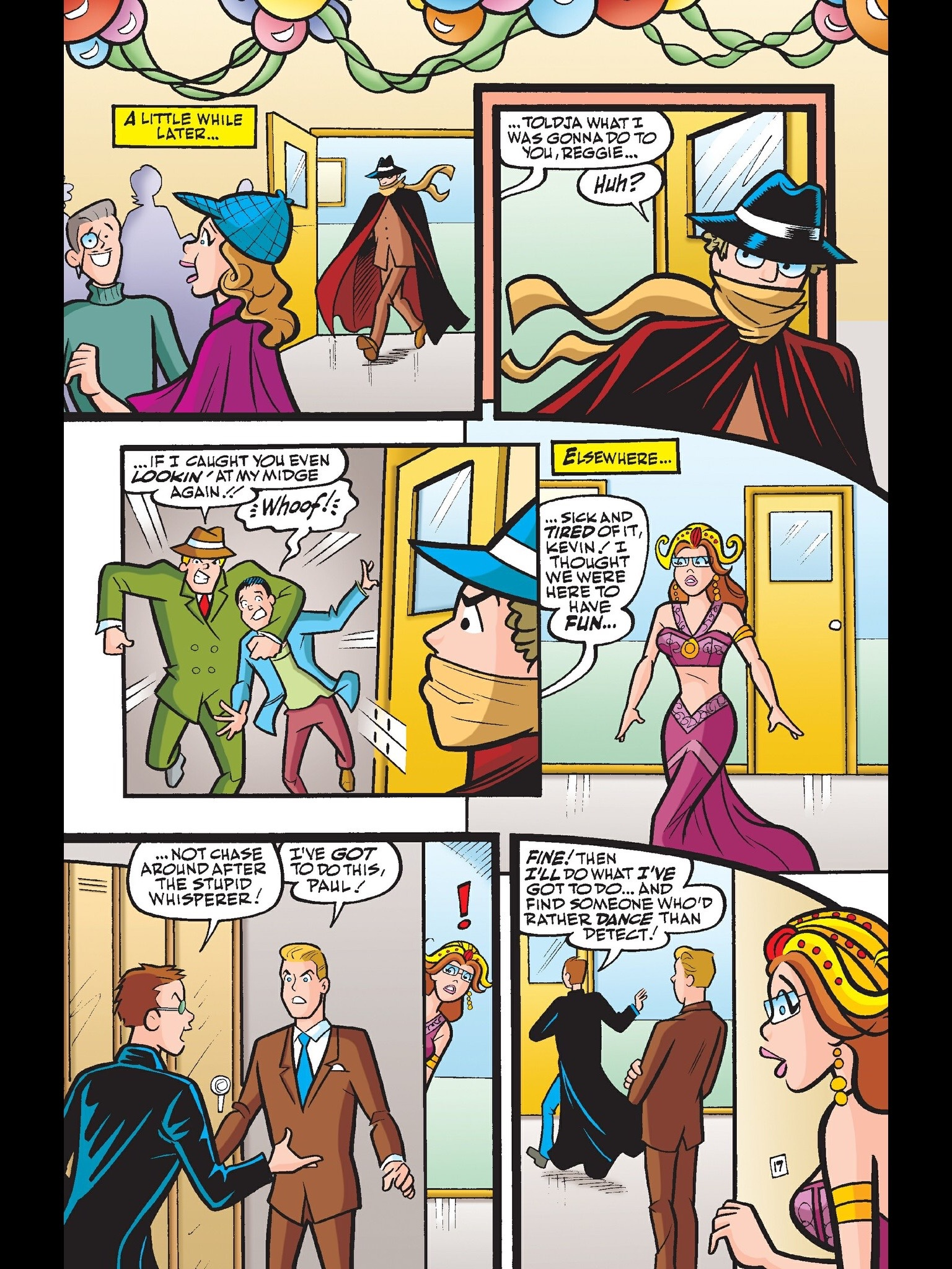 Read online Kevin Keller comic -  Issue #13 - 20