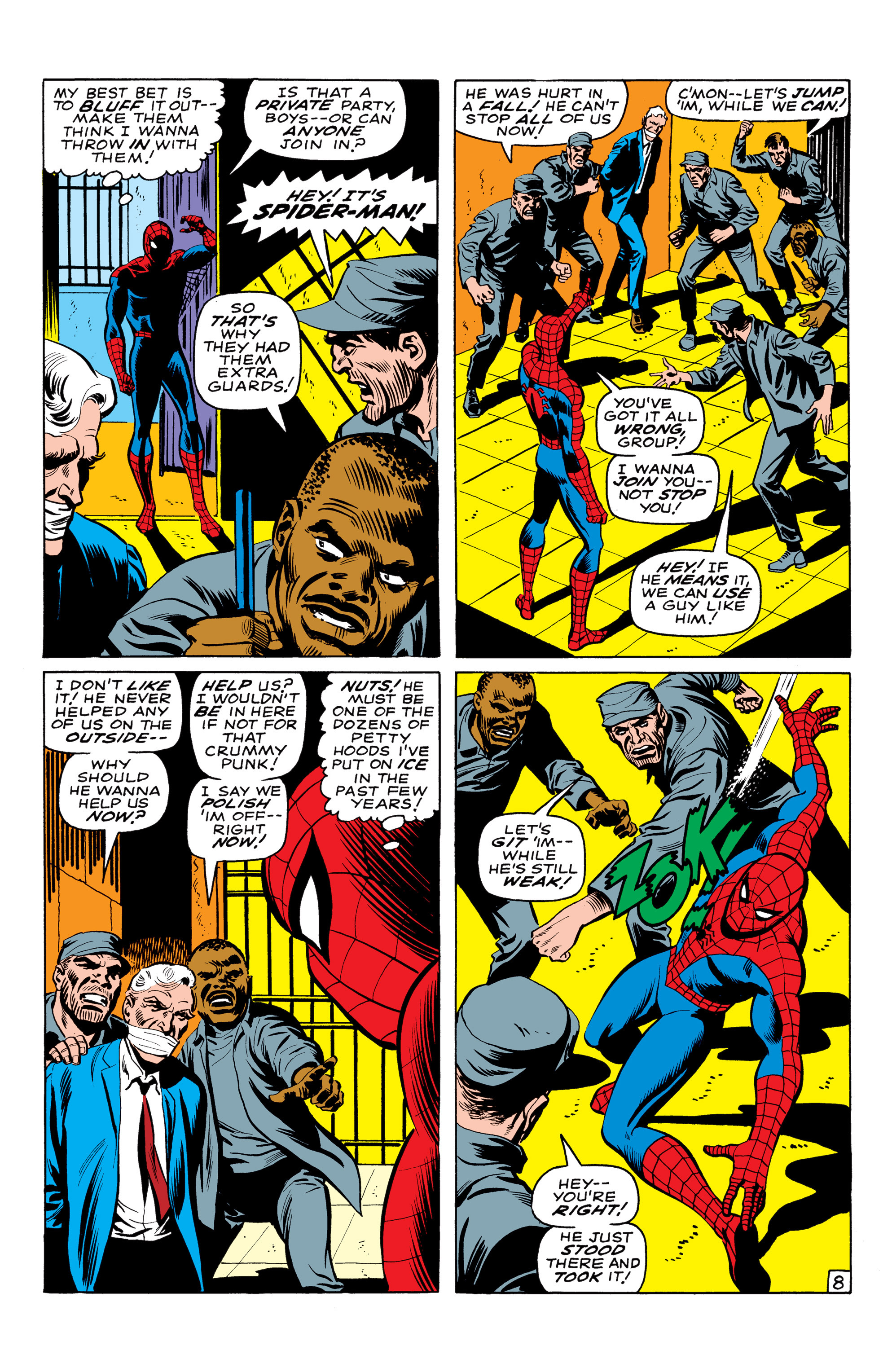 The Amazing Spider-Man (1963) 65 Page 8