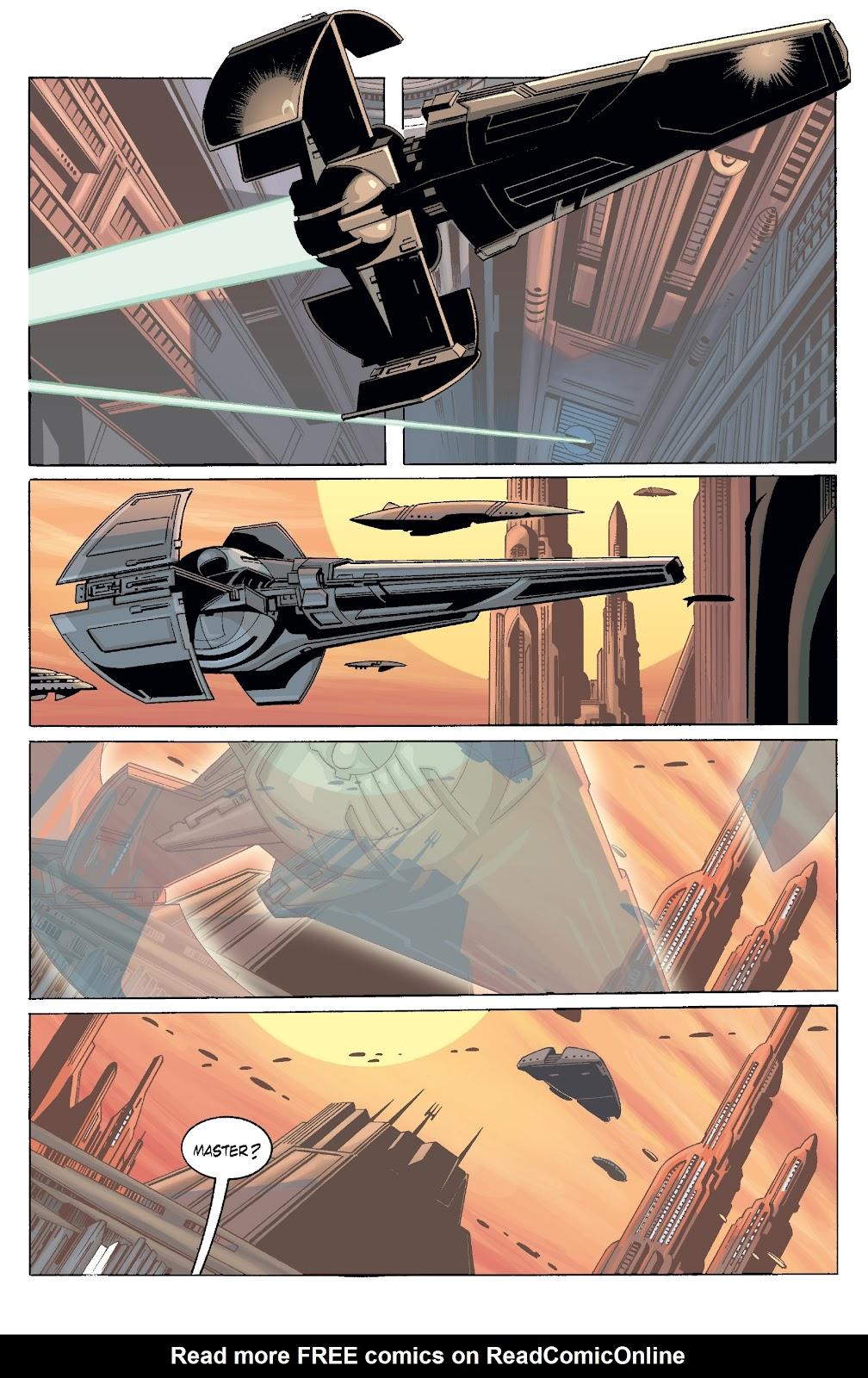 Read online Star Wars Legends: Rise of the Sith - Epic Collection comic -  Issue # TPB 2 (Part 2) - 59