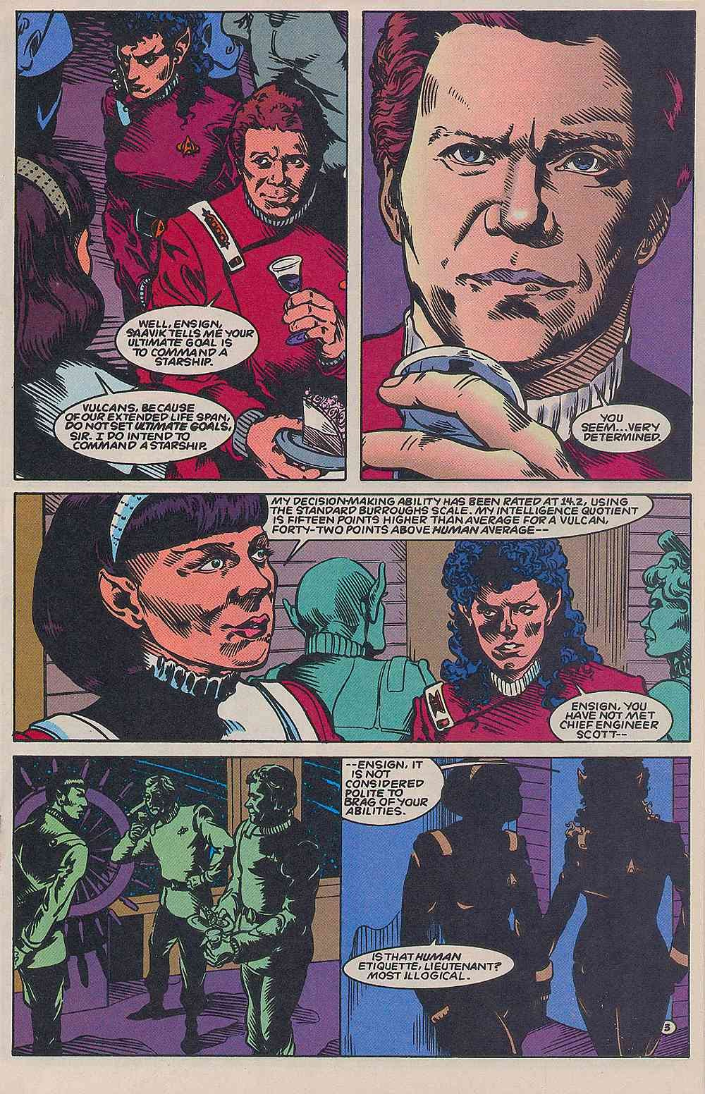 Read online Star Trek (1989) comic -  Issue # _Special 2 - 35