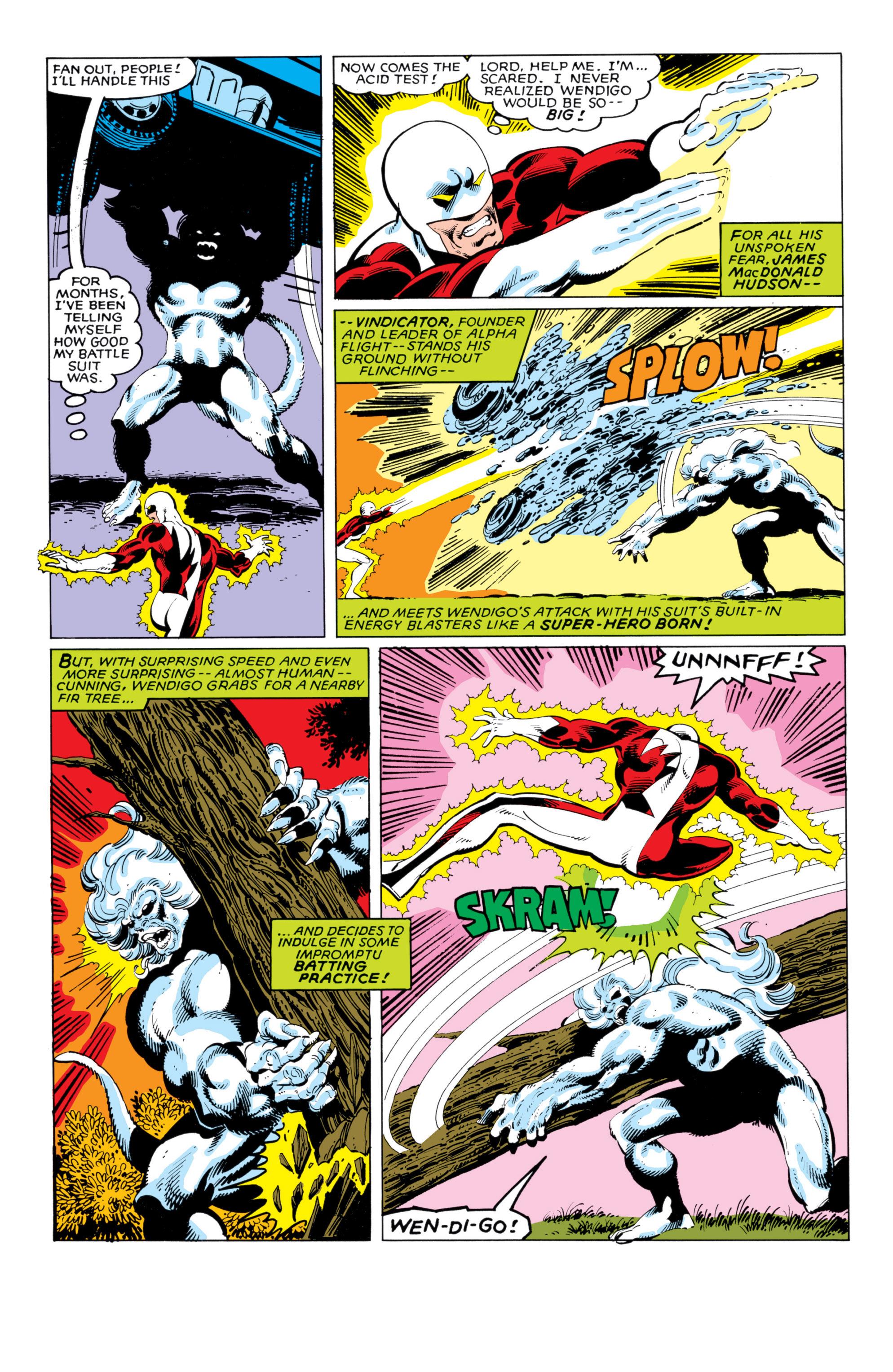 Read online Uncanny X-Men (1963) comic -  Issue #140 - 10