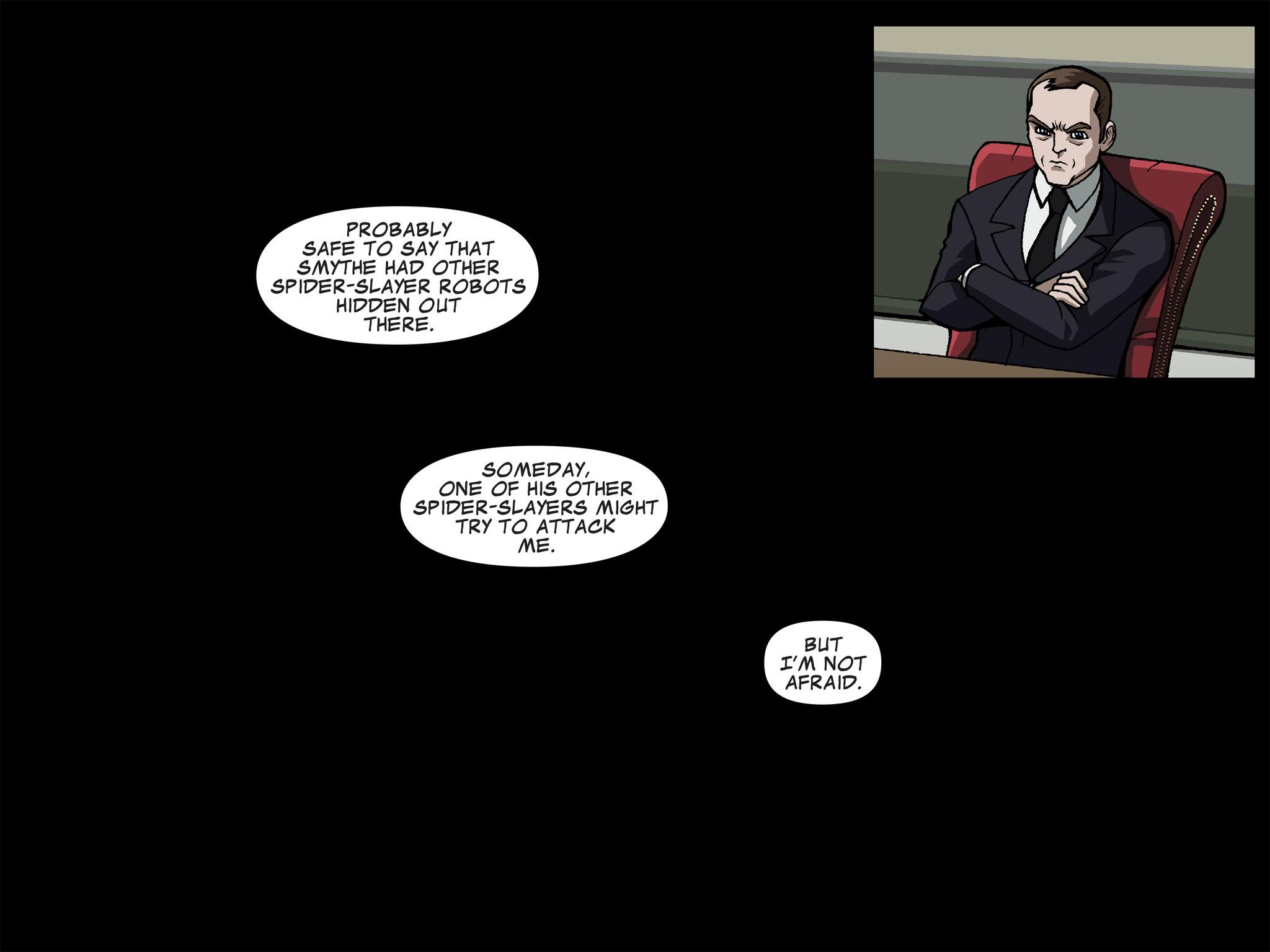 Read online Ultimate Spider-Man (Infinite Comics) (2015) comic -  Issue #6 - 41