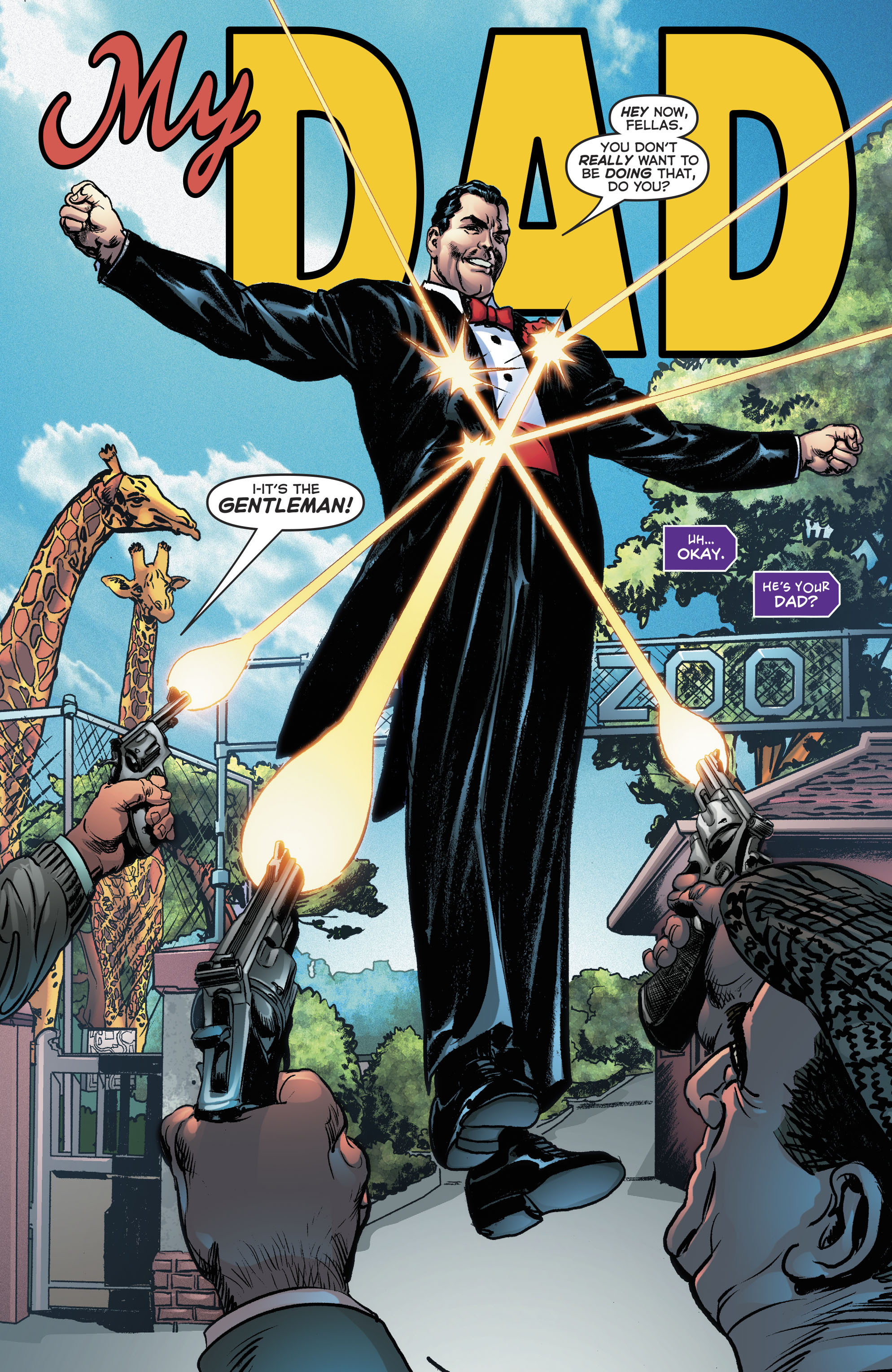 Read online Astro City comic -  Issue #43 - 4