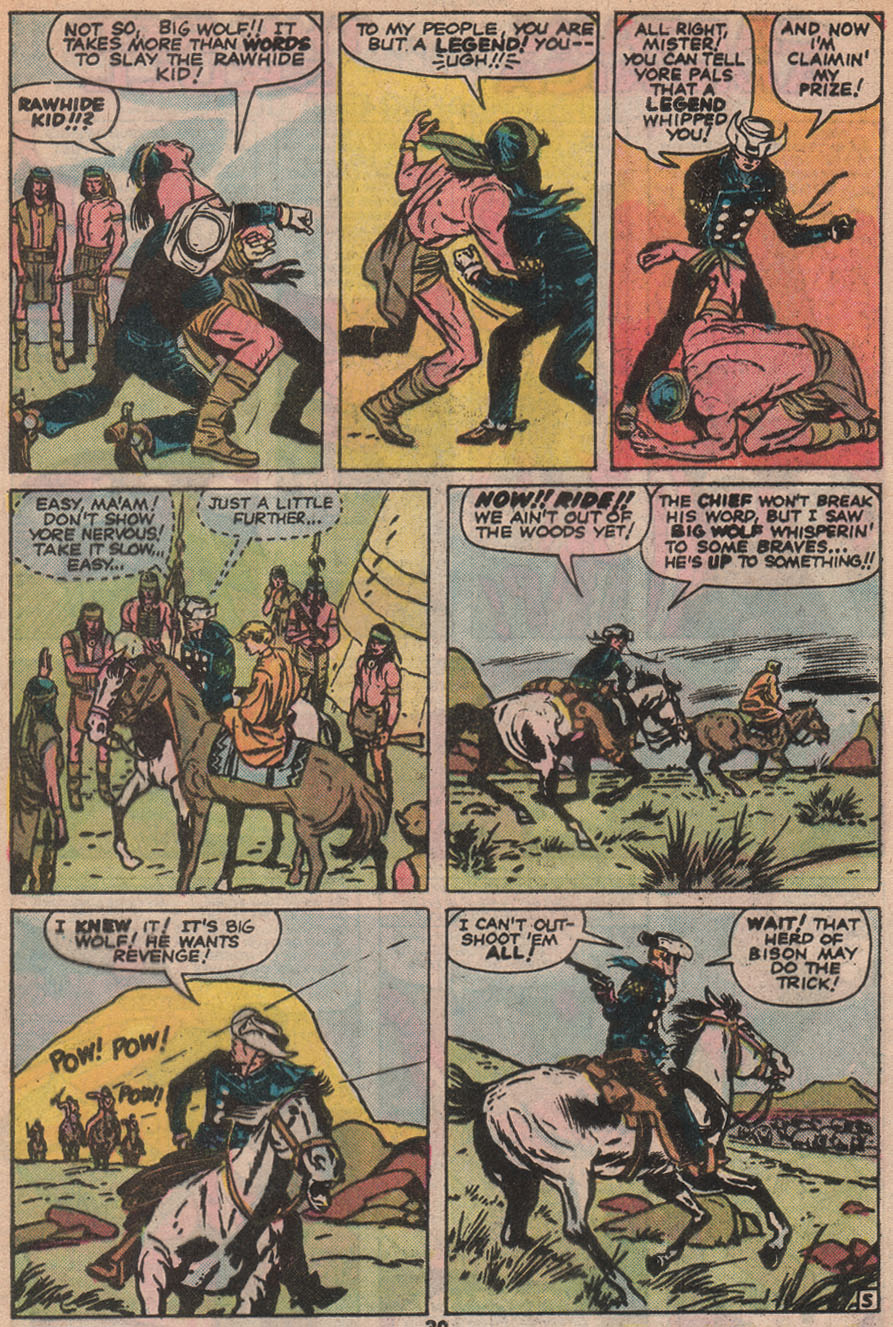 The Rawhide Kid (1955) issue 134 - Page 32