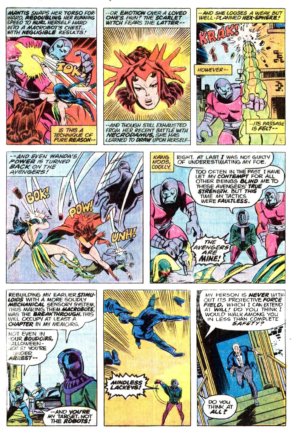 The Avengers (1963) 129 Page 4