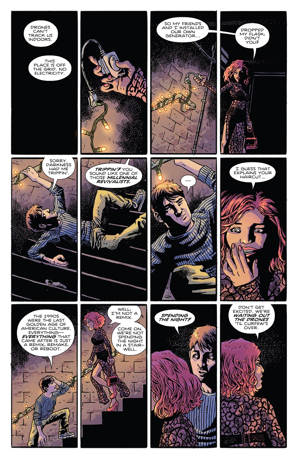 Read online Heart Attack comic -  Issue #2 - 8
