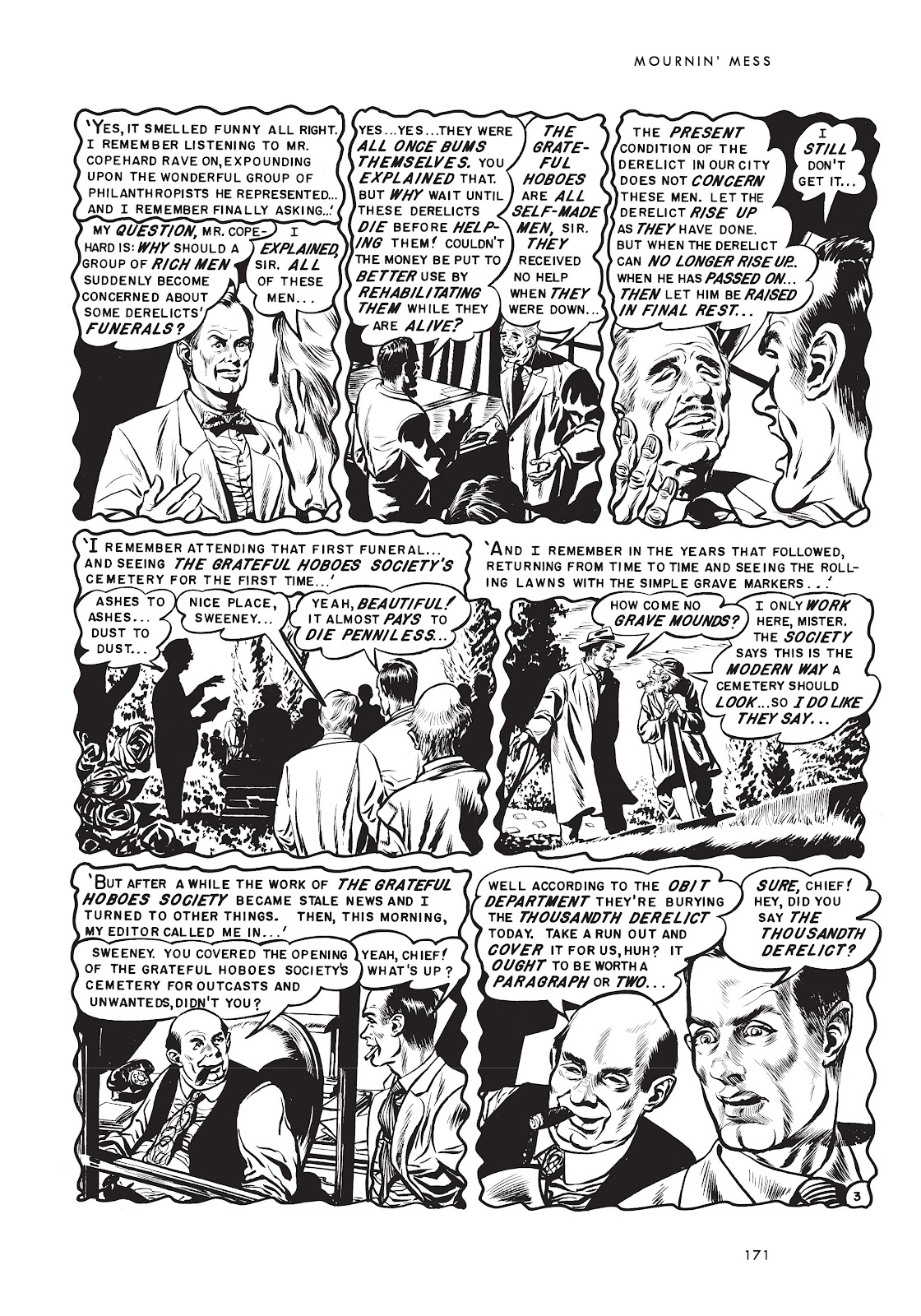 Read online Sucker Bait and Other Stories comic -  Issue # TPB (Part 2) - 86