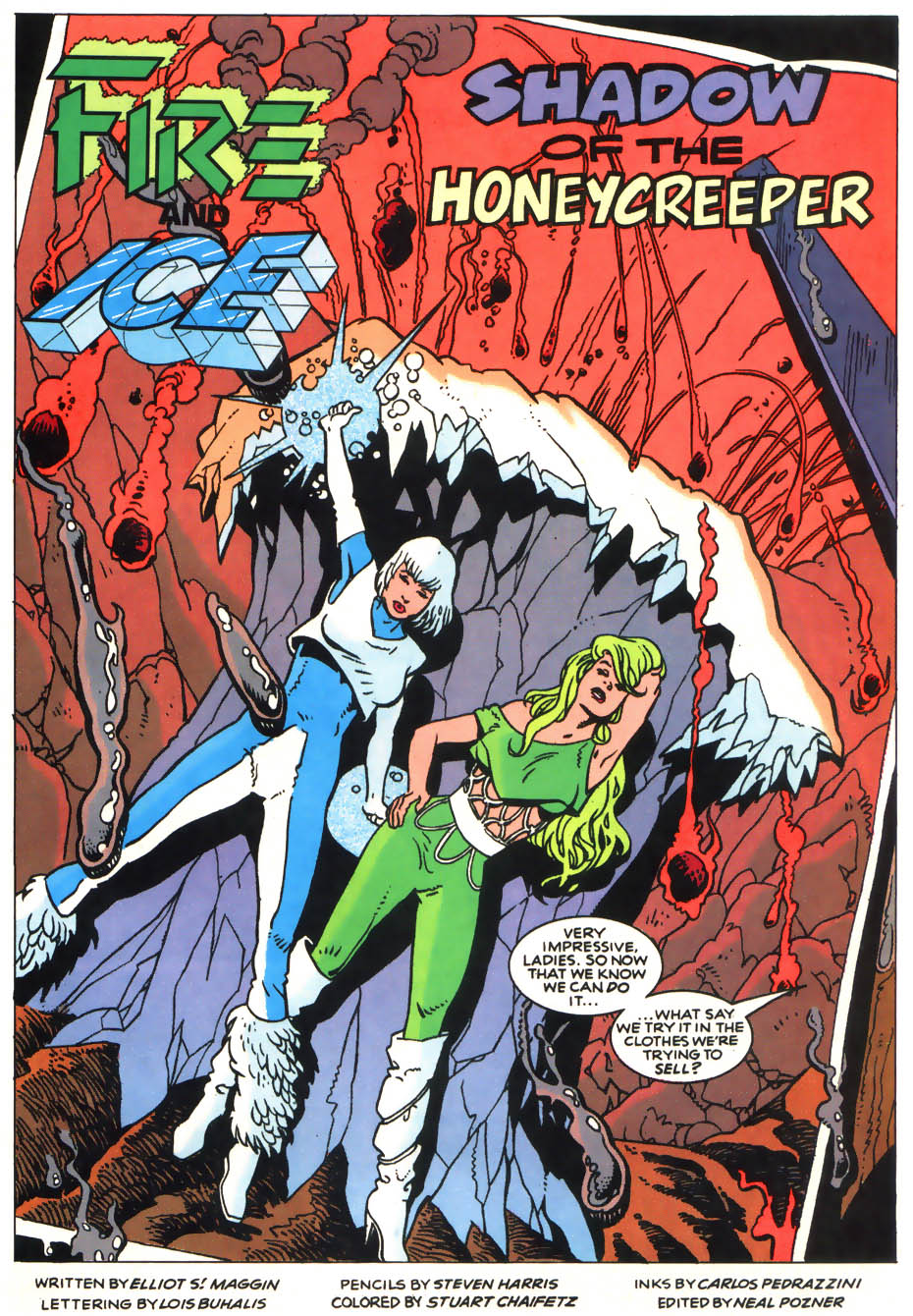 Read online Showcase '93 comic -  Issue #8 - 31