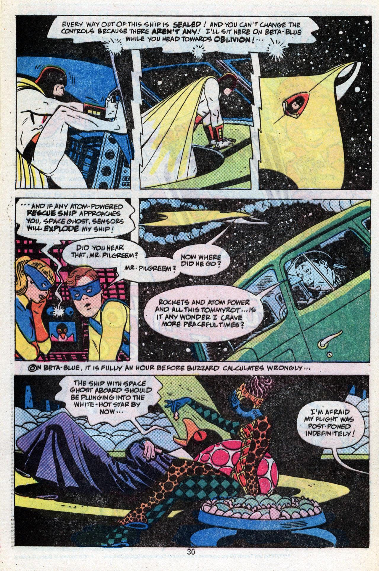 Read online TV Stars comic -  Issue #3 - 31