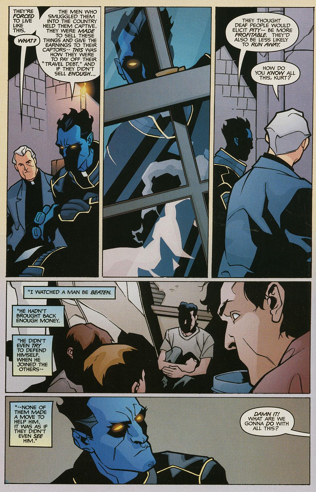 Read online Nightcrawler (2002) comic -  Issue #2 - 5