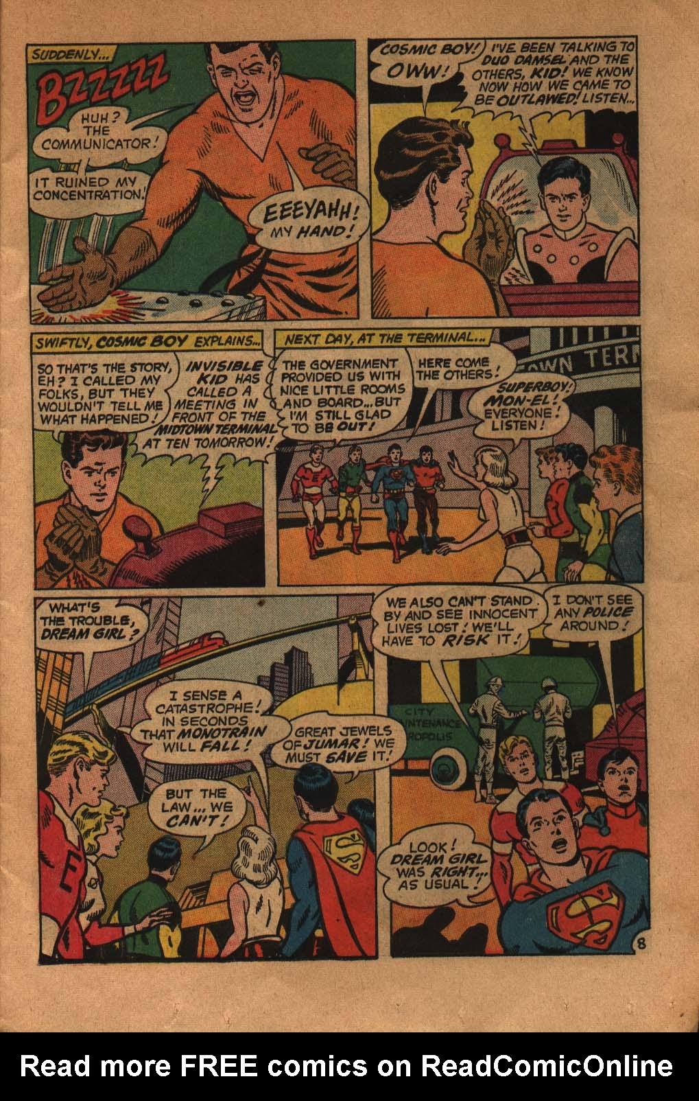 Read online Adventure Comics (1938) comic -  Issue #359 - 11