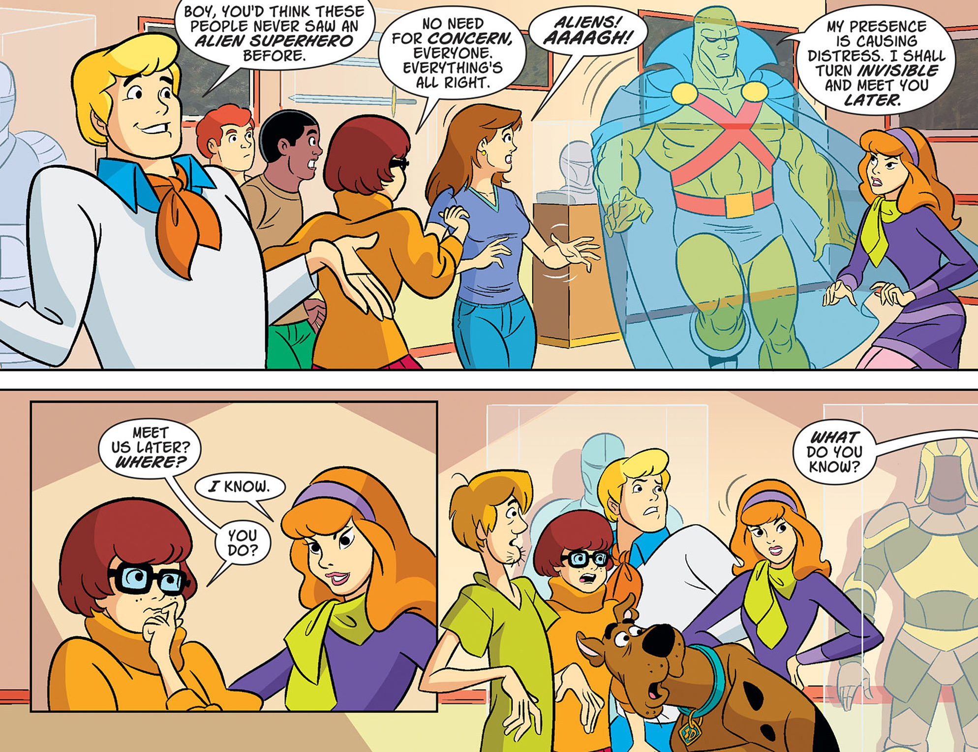 Read online Scooby-Doo! Team-Up comic -  Issue #47 - 9