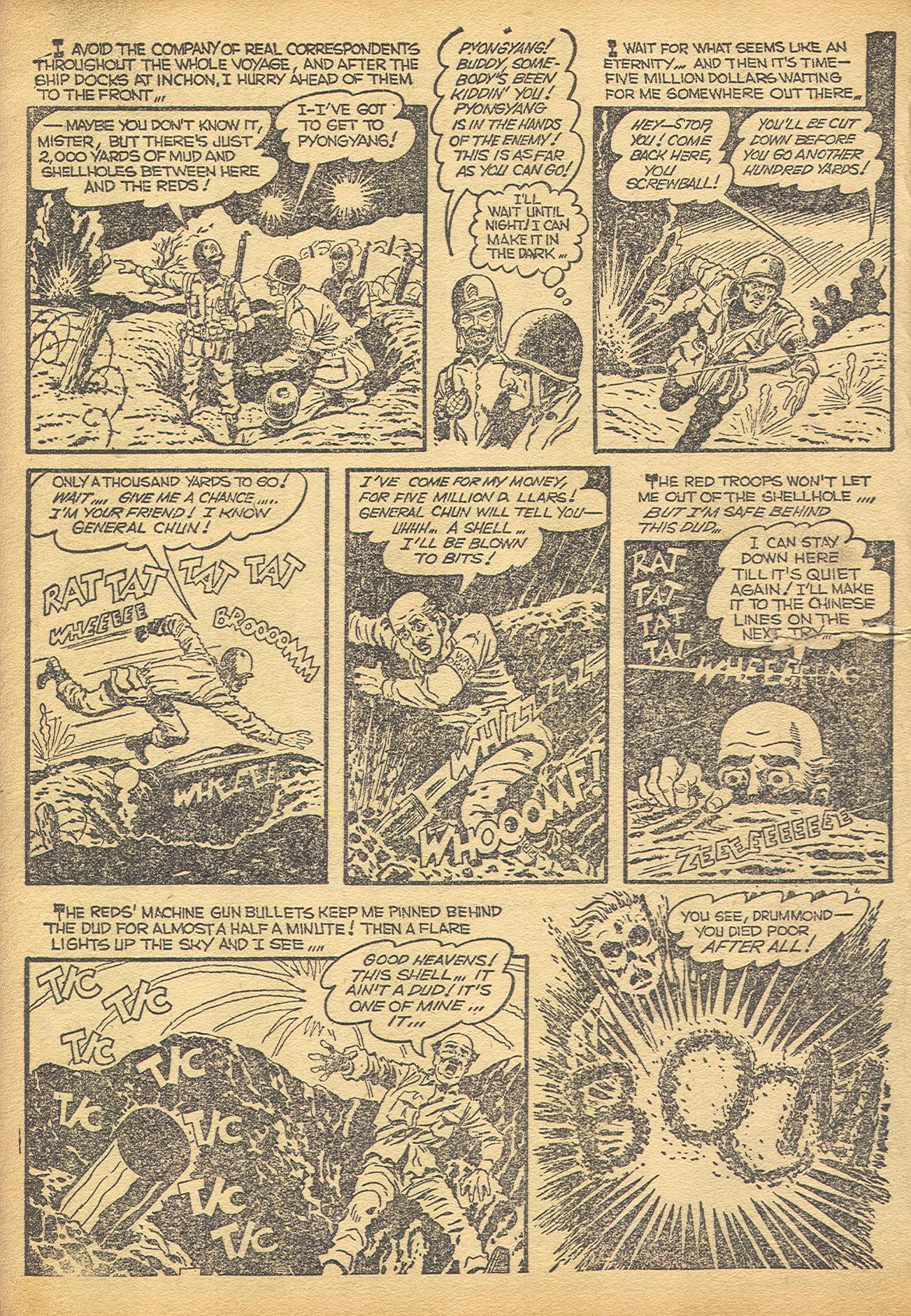 Read online Adventures into Weird Worlds comic -  Issue #8 - 11