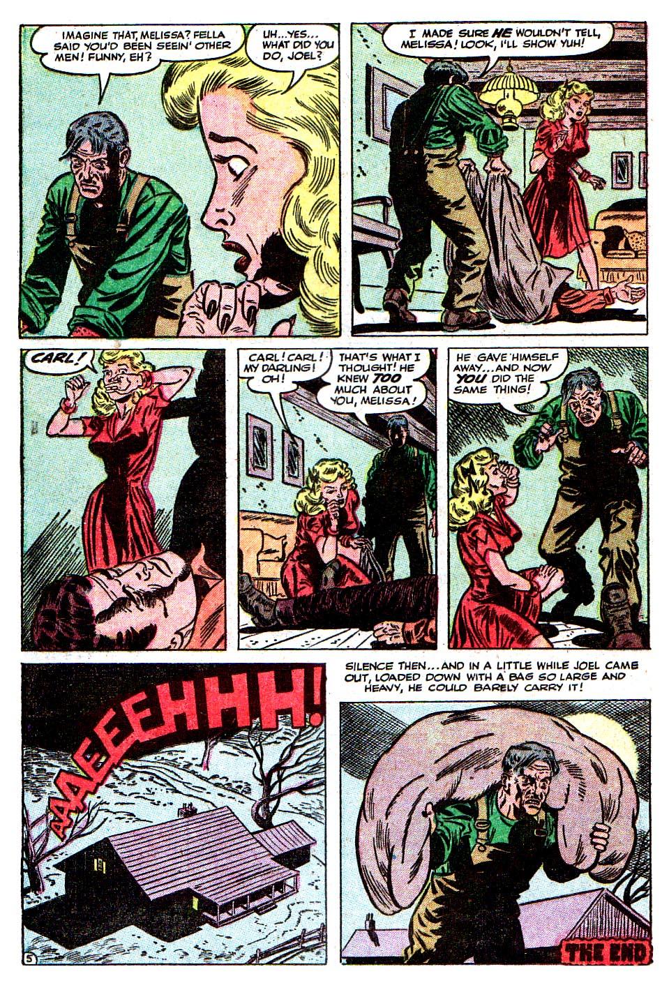 Read online Adventures into Weird Worlds comic -  Issue #28 - 11