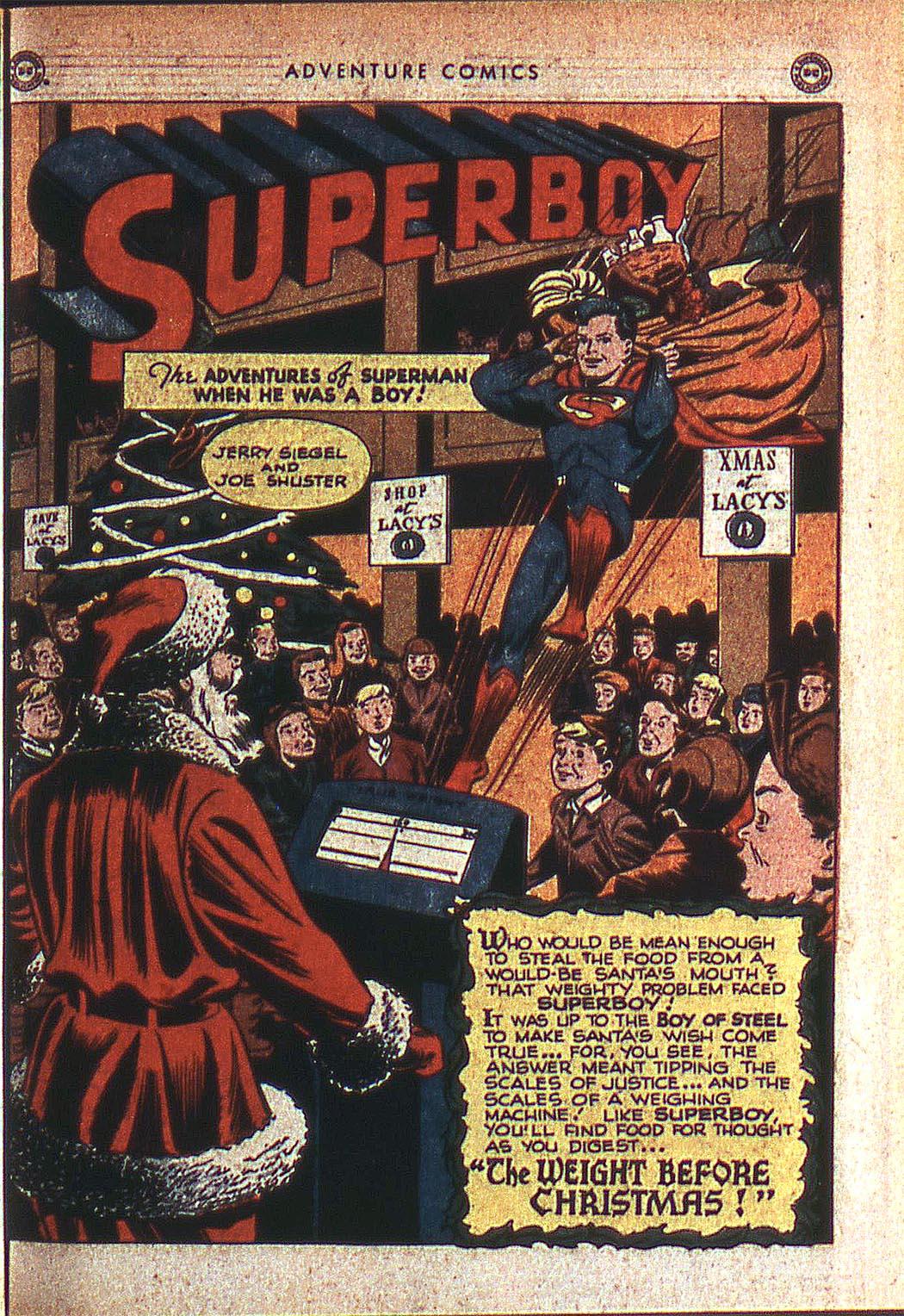 Read online Adventure Comics (1938) comic -  Issue #125 - 4