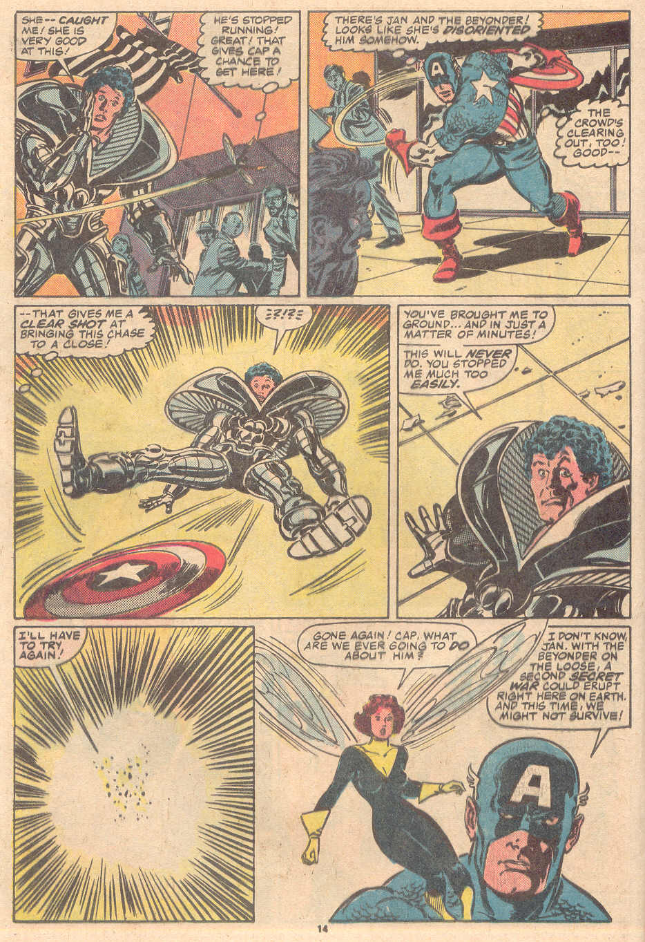The Avengers (1963) 261 Page 14
