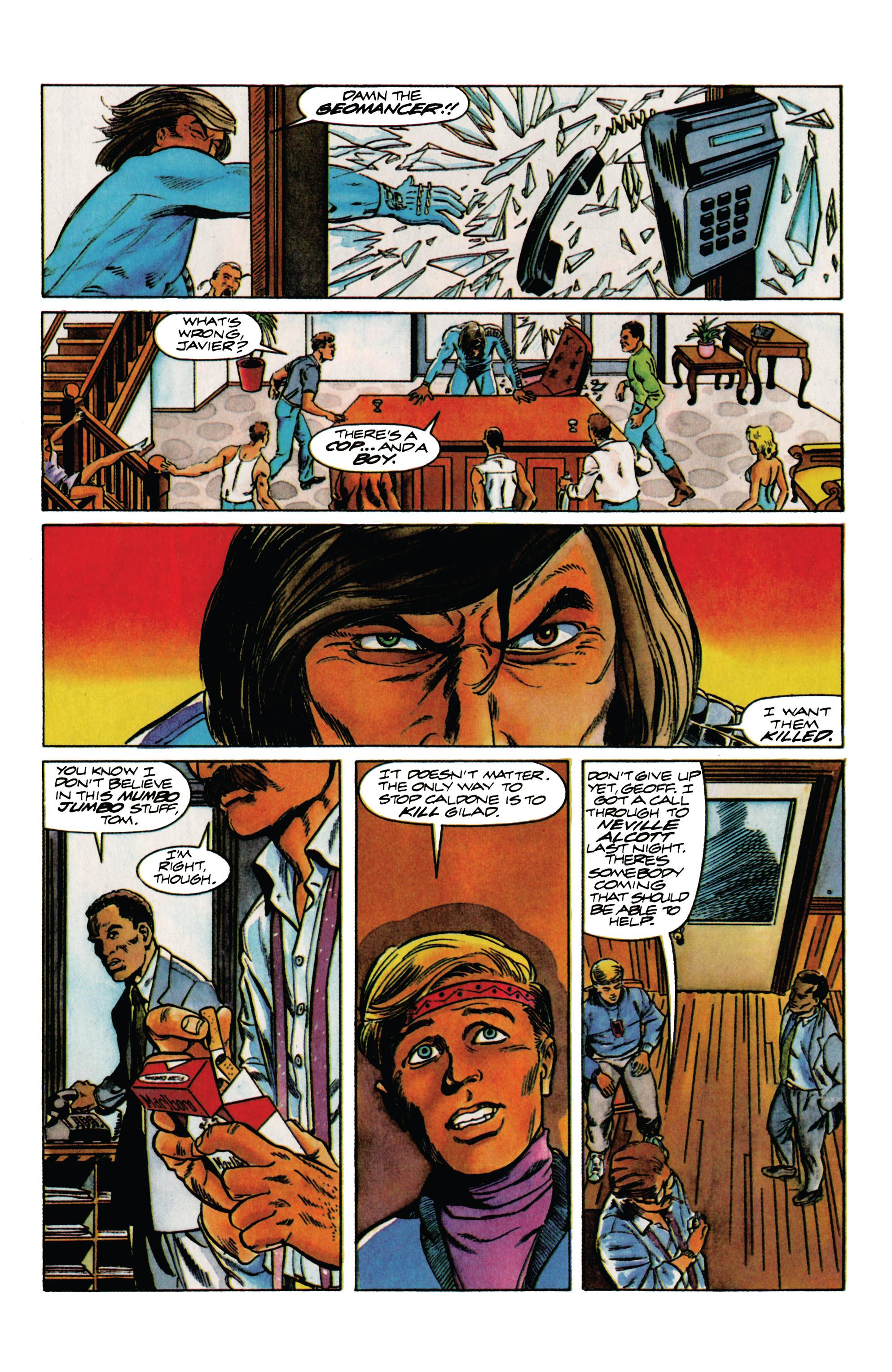 Read online Eternal Warrior (1992) comic -  Issue #13 - 21