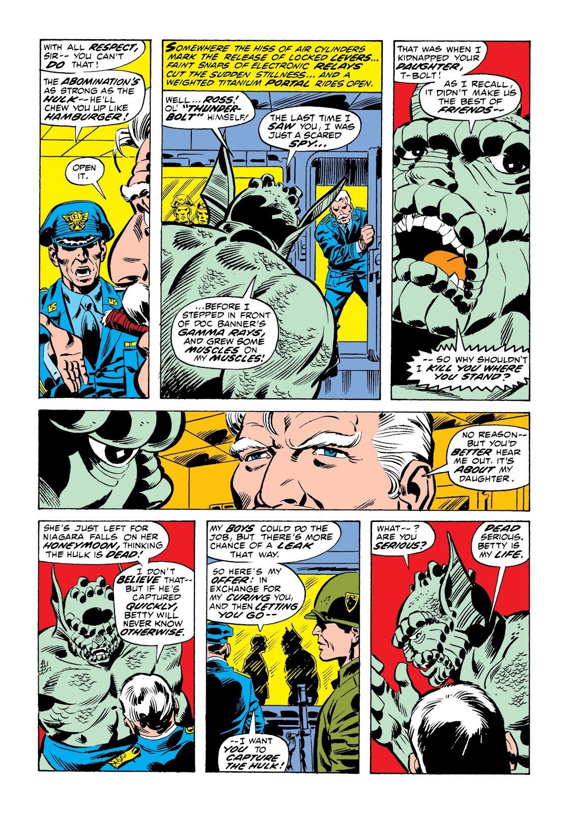 Read online Marvel Masterworks: The Incredible Hulk comic -  Issue # TPB 9 (Part 1) - 63
