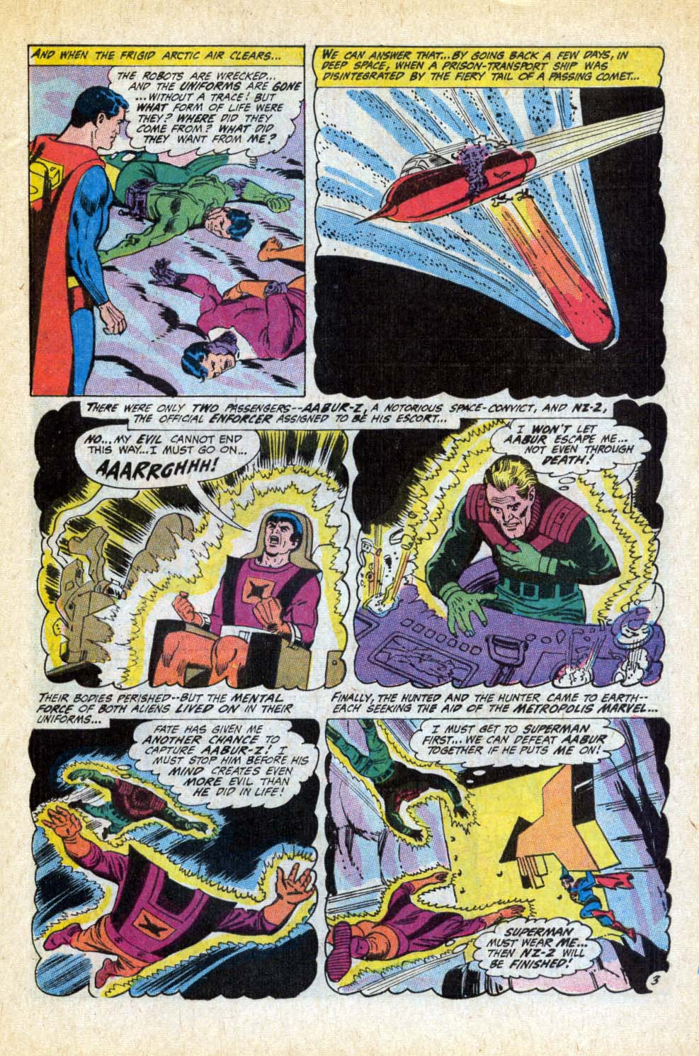 Read online Action Comics (1938) comic -  Issue #384 - 5