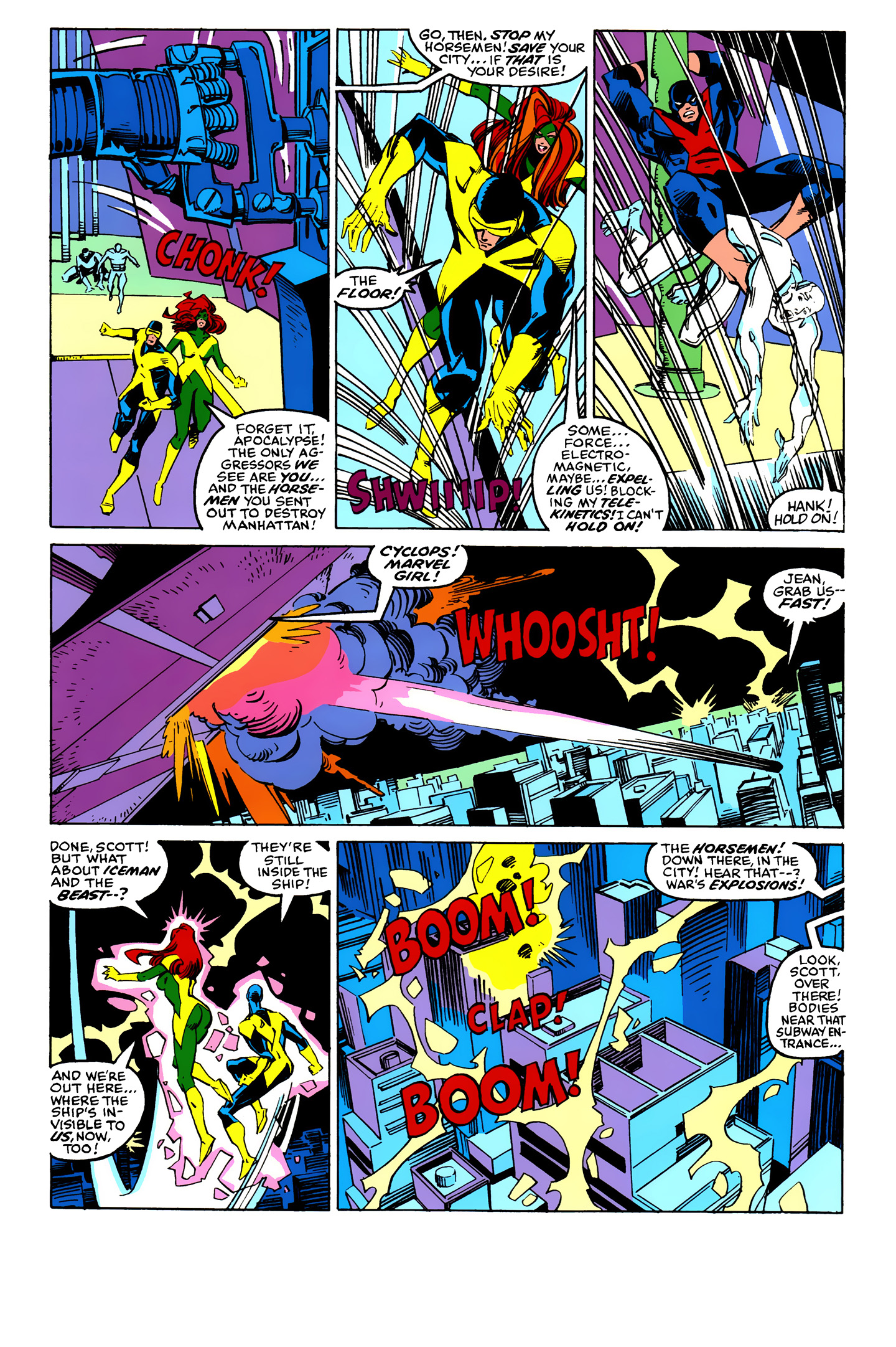 Read online X-Factor (1986) comic -  Issue #25 - 9