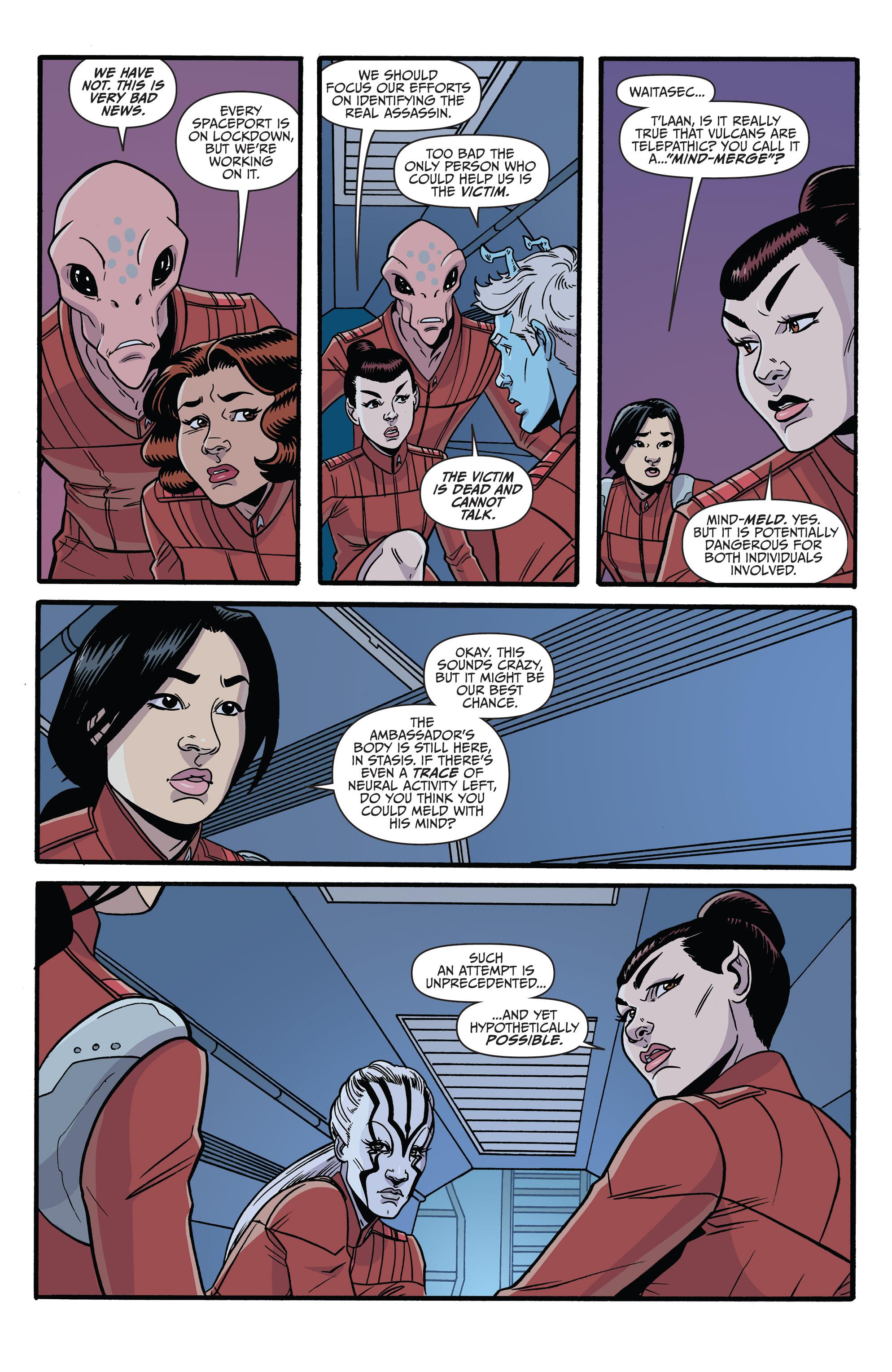 Read online Star Trek: Boldly Go comic -  Issue #8 - 8