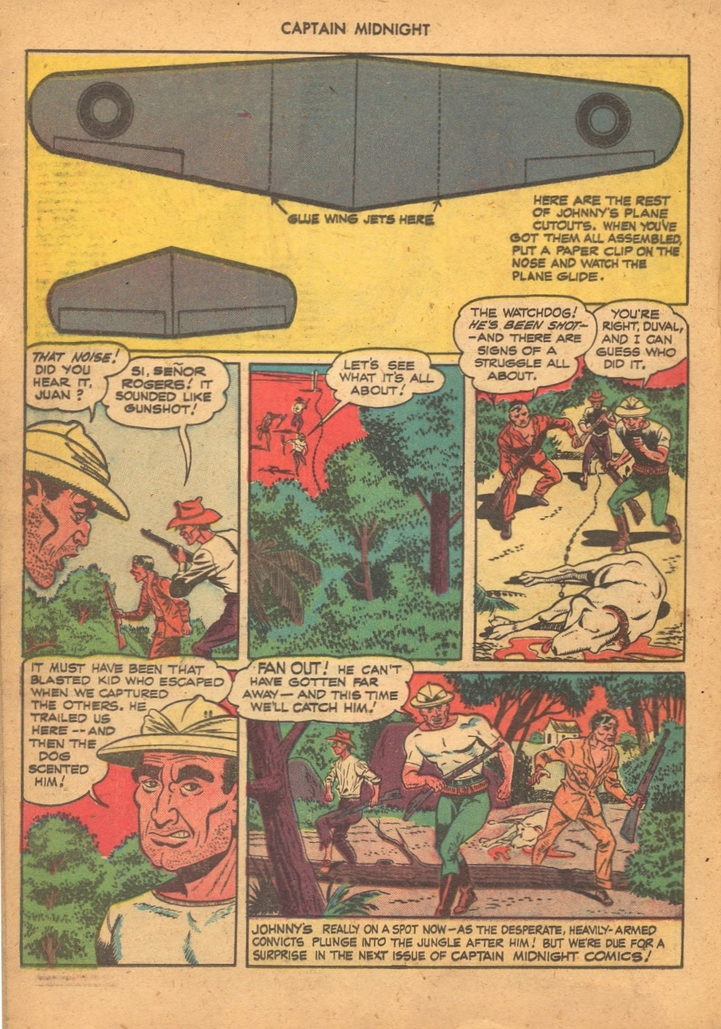 Captain Midnight (1942) issue 61 - Page 20