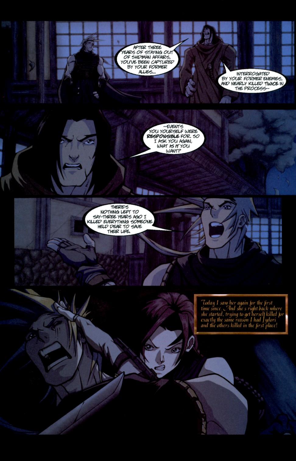 Read online Shidima comic -  Issue #4 - 22