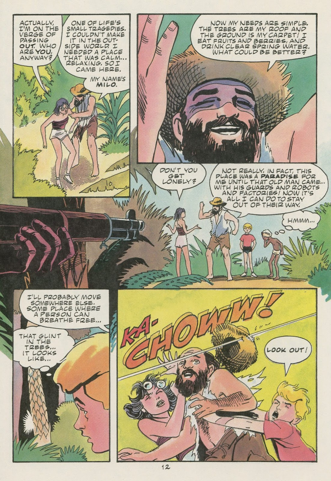 Jonny Quest (1986) issue 17 - Page 14