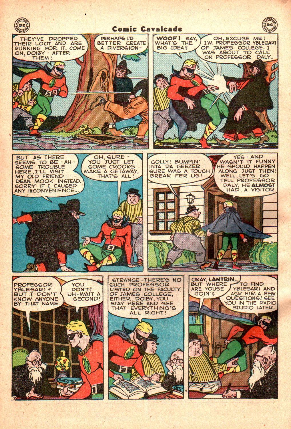 Comic Cavalcade issue 21 - Page 68