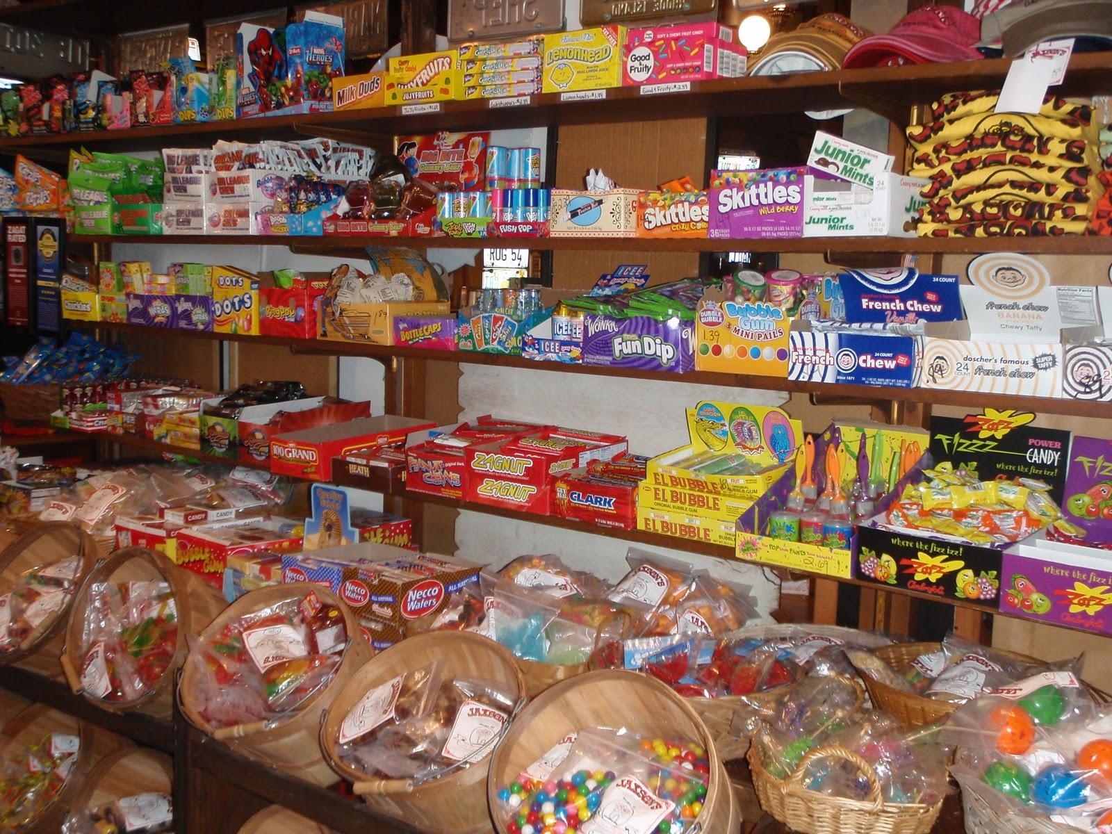 & Connoru0027s Corner: Jaxsonu0027s Ice Cream Parlor