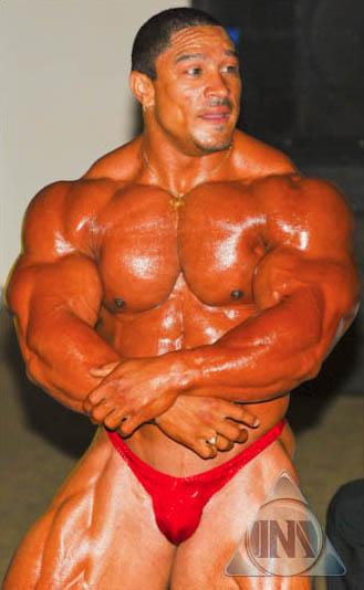 Worldwide Bodybuilders Roelly Winklaar 2