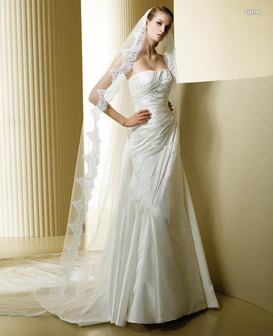 The Trend Wedding Dresses: Some Tips For Choose Matching