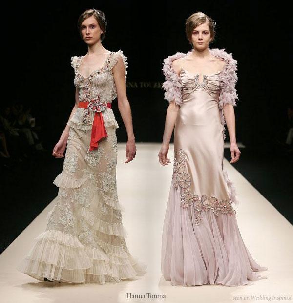 Vintage Wedding Dresses Red: The Trend Wedding Dresses: Red White Vintage Wedding Dress