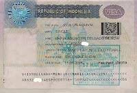 Visado de Indonesia, vuelta al mundo, round the world, La vuelta al mundo de Asun y Ricardo, mundoporlibre.com