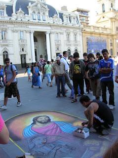 plaza de armas, santiago de chile, chile, vuelta al mundo, round the world, información viajes, consejos, fotos, guía, diario, excursiones